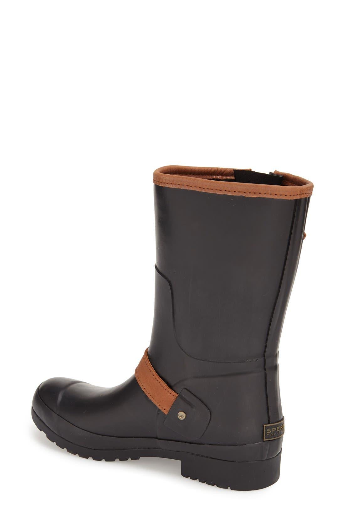 Alternate Image 2  - Sperry 'Walker Fog' WaterproofRain Boot (Women)