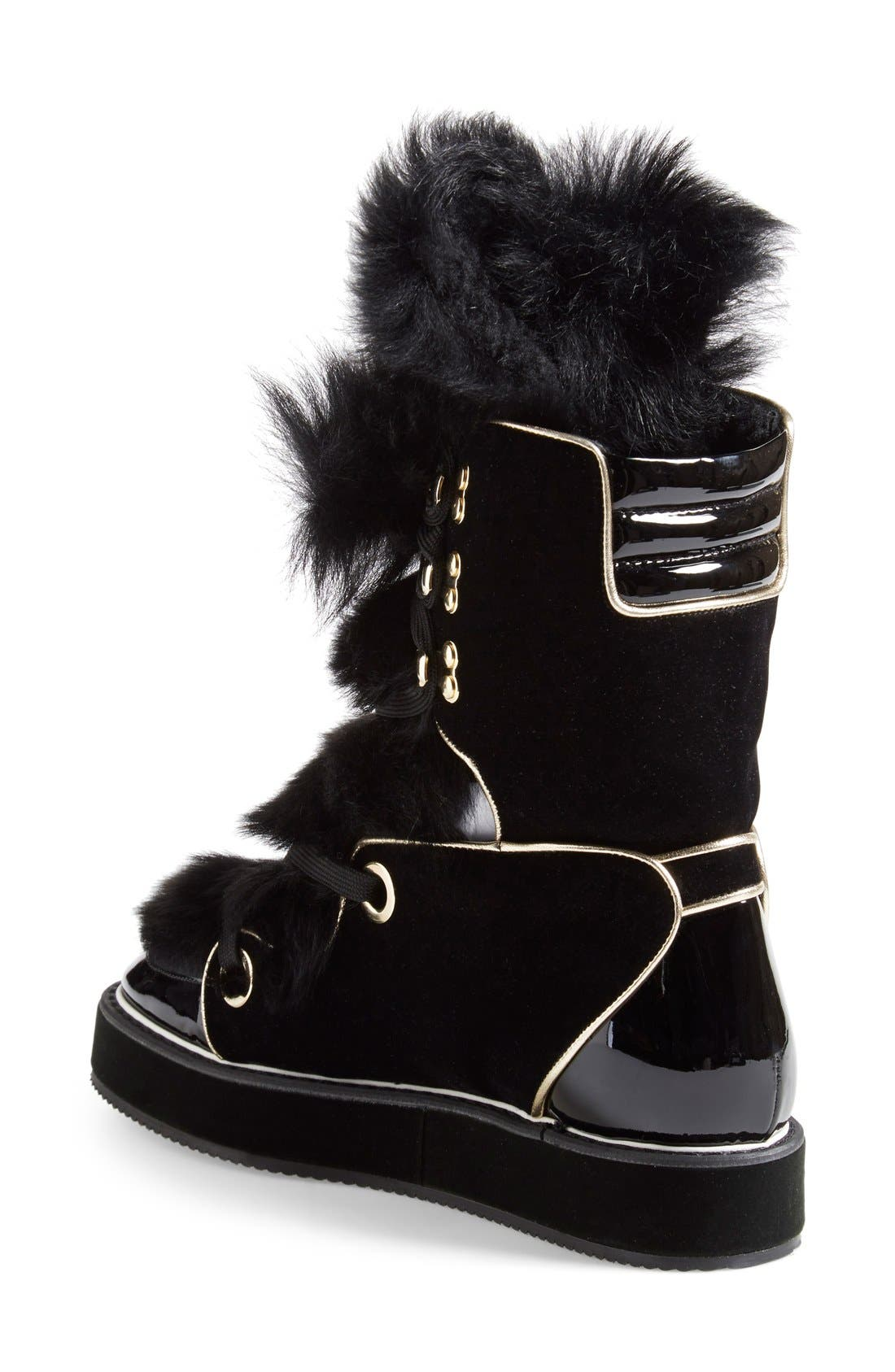 Alternate Image 2  - Nicholas Kirkwood 'Polly Neige' Snow Boot (Women)