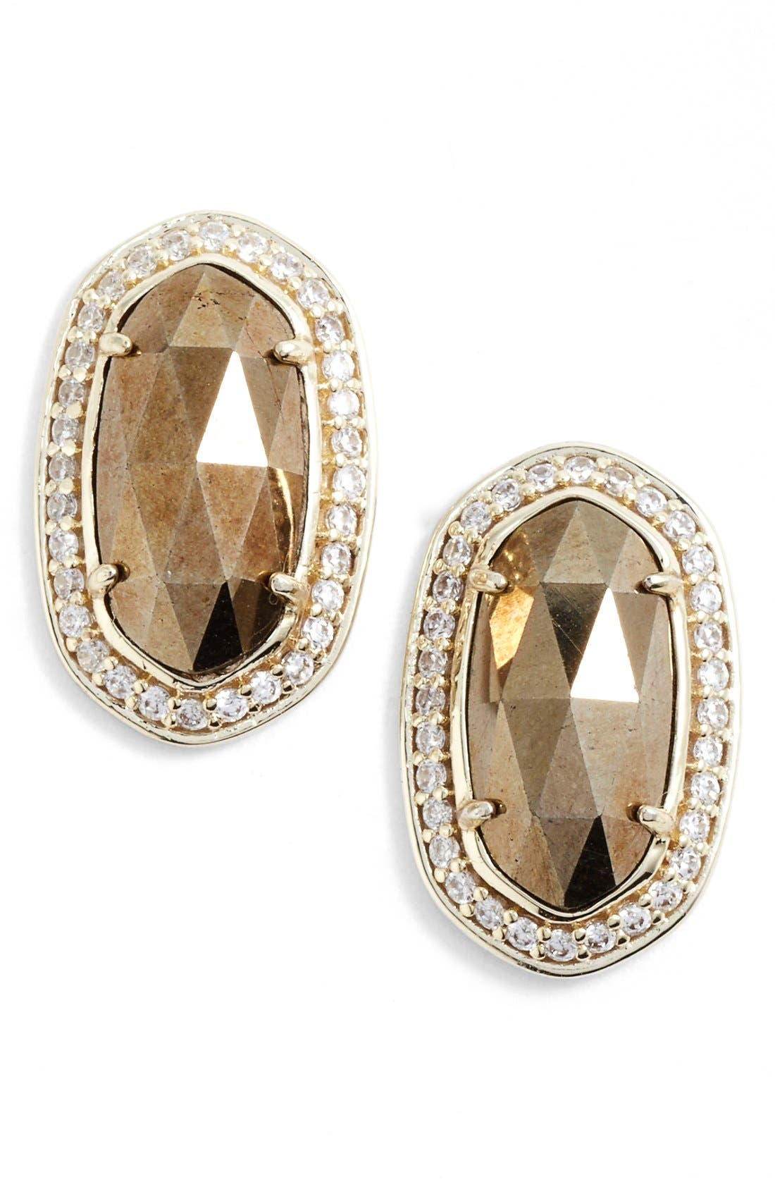 Main Image - Kendra Scott 'Elaine' Stud Earrings