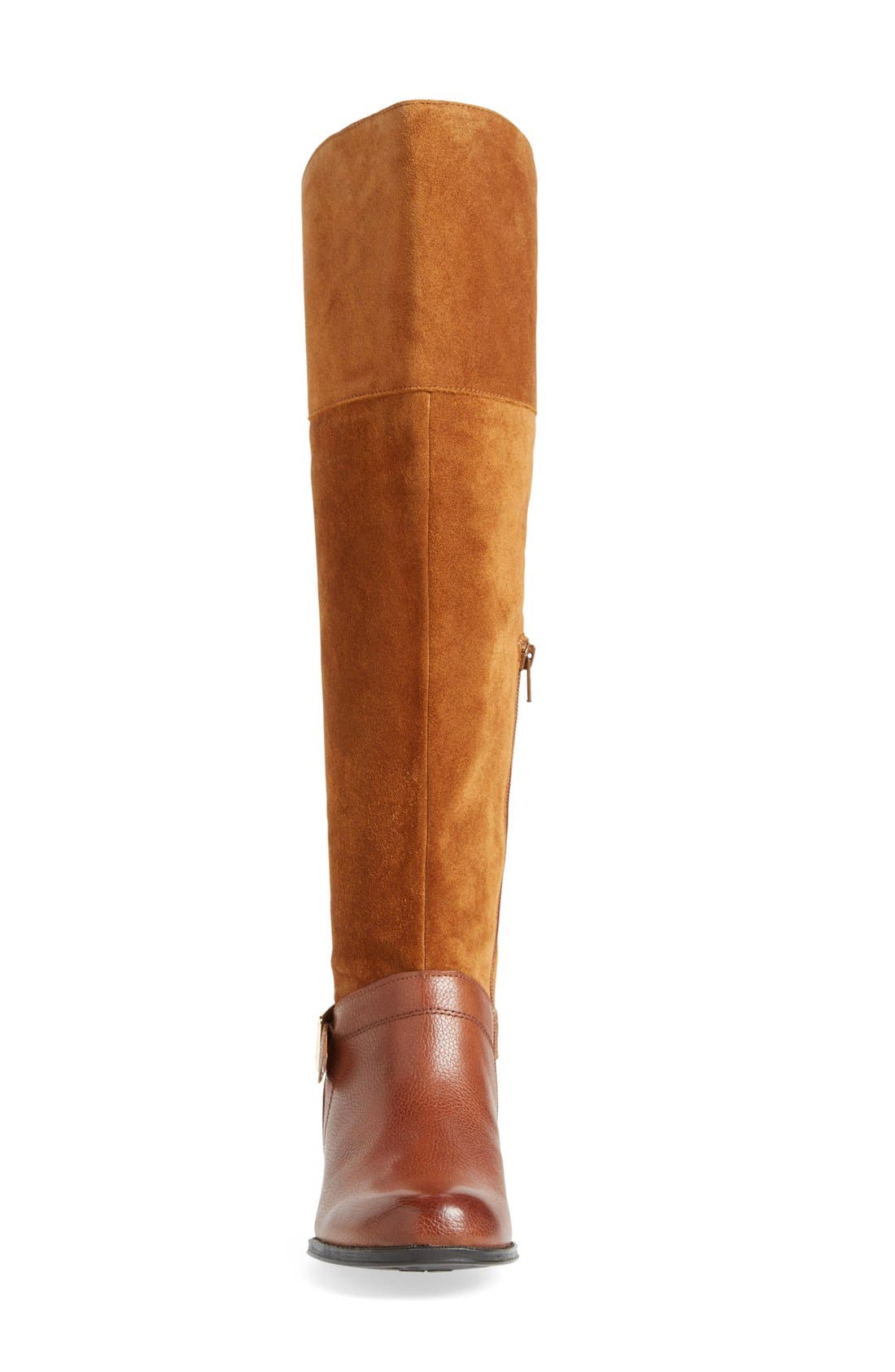 Alternate Image 3  - Naturalizer'July' Over the Knee Boot (Women) (Wide Calf)