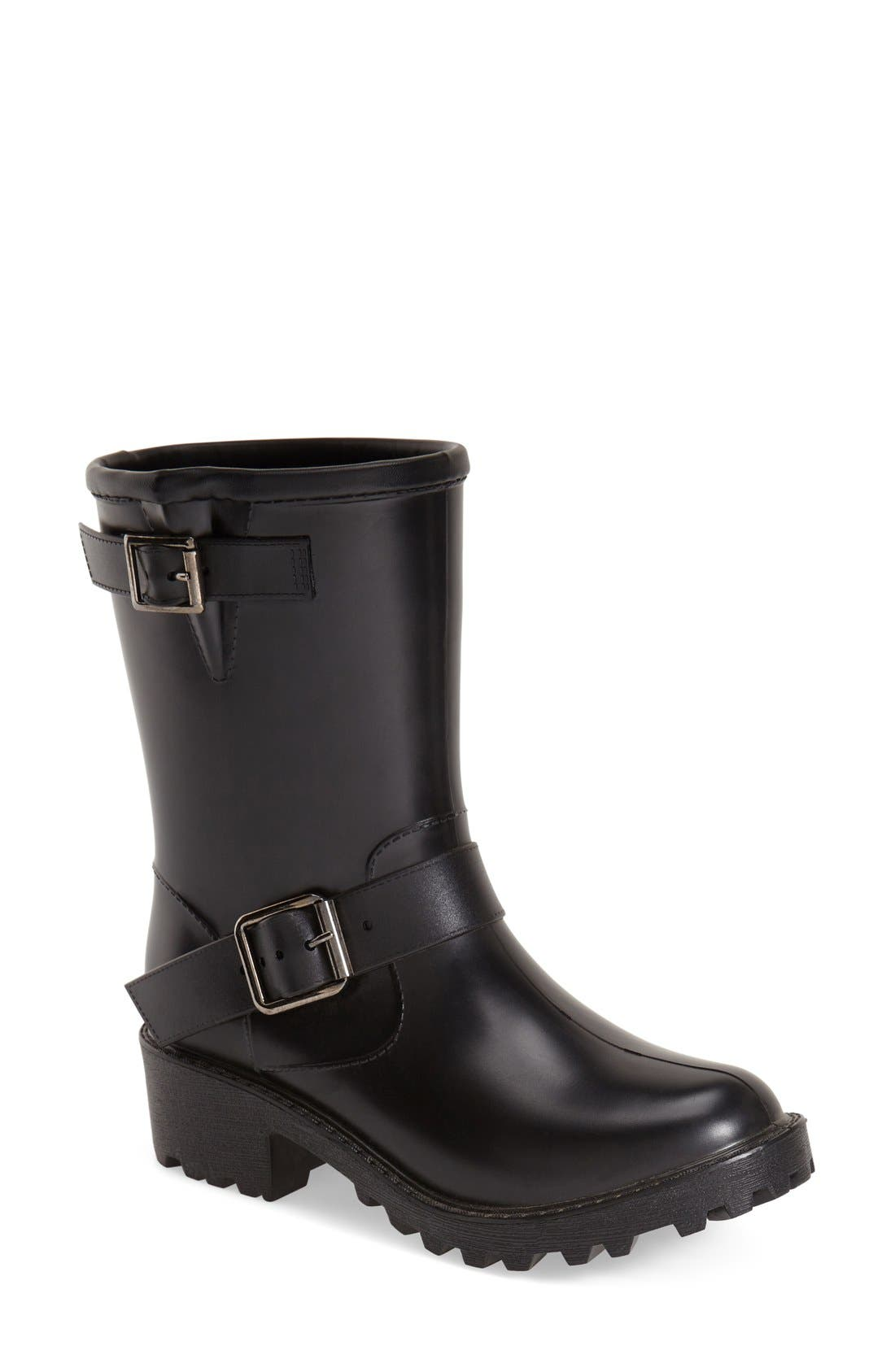 däv Waterproof Moto Boot (Women)