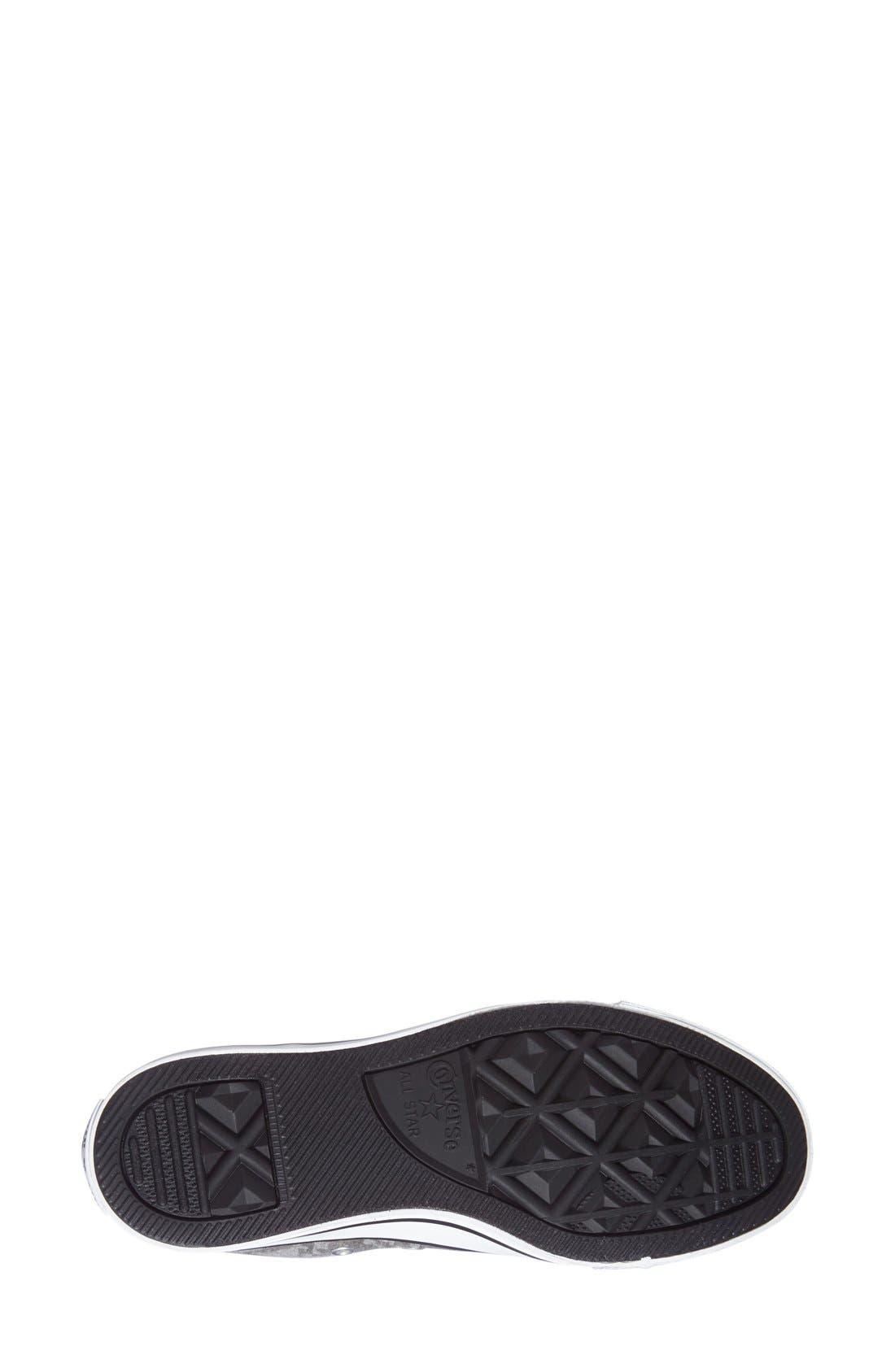 Alternate Image 4  - Converse Chuck Taylor® All Star® Geo Print High Top Sneaker (Women)