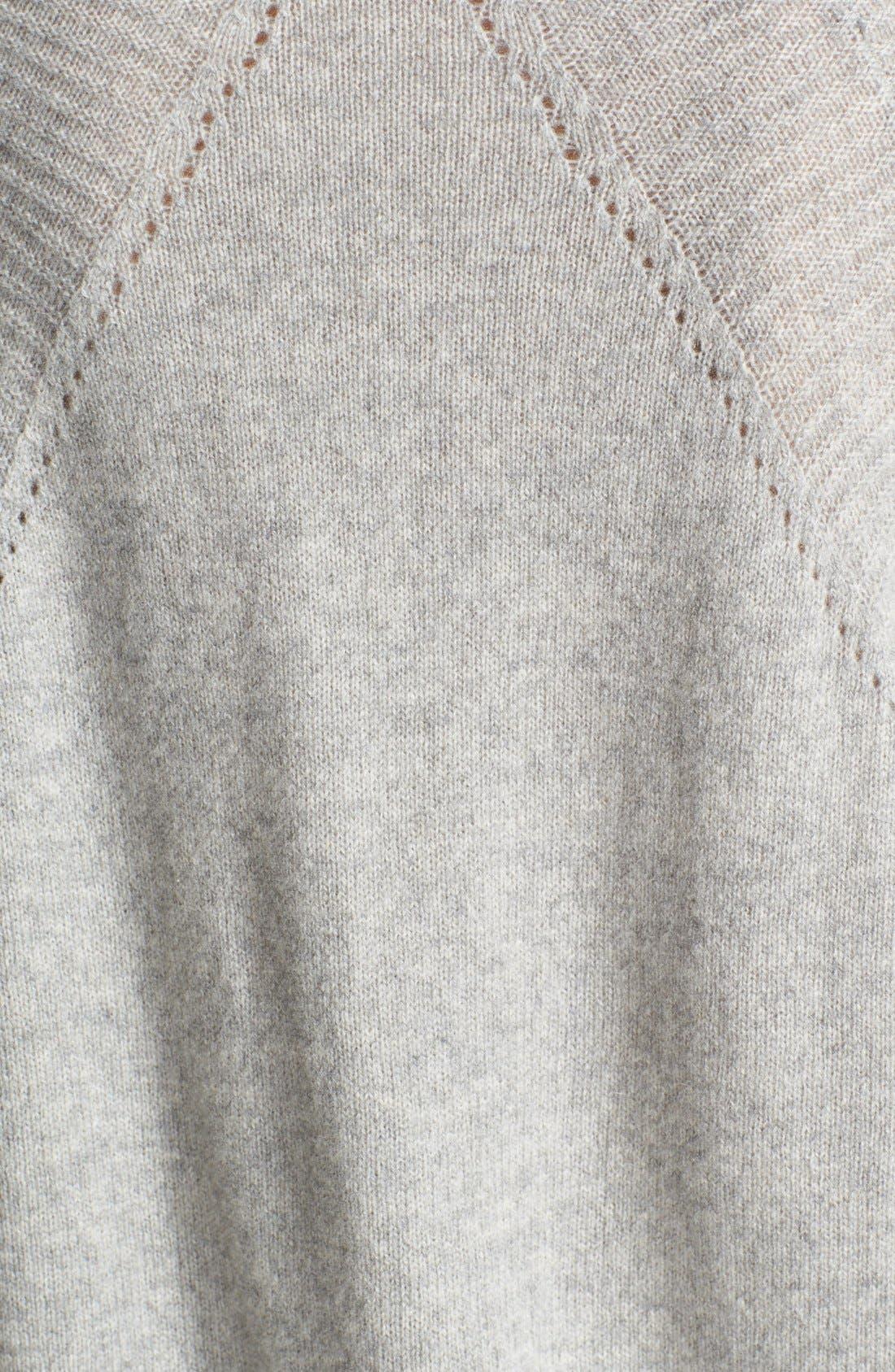 Alternate Image 3  - Belstaff Wool & Cashmere Turtleneck Sweater