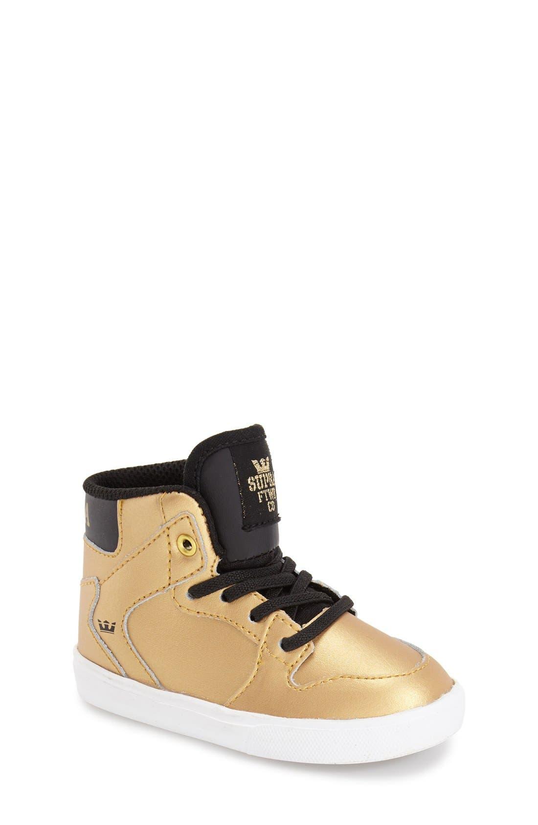 SUPRA 'Vaider' High Top Sneaker