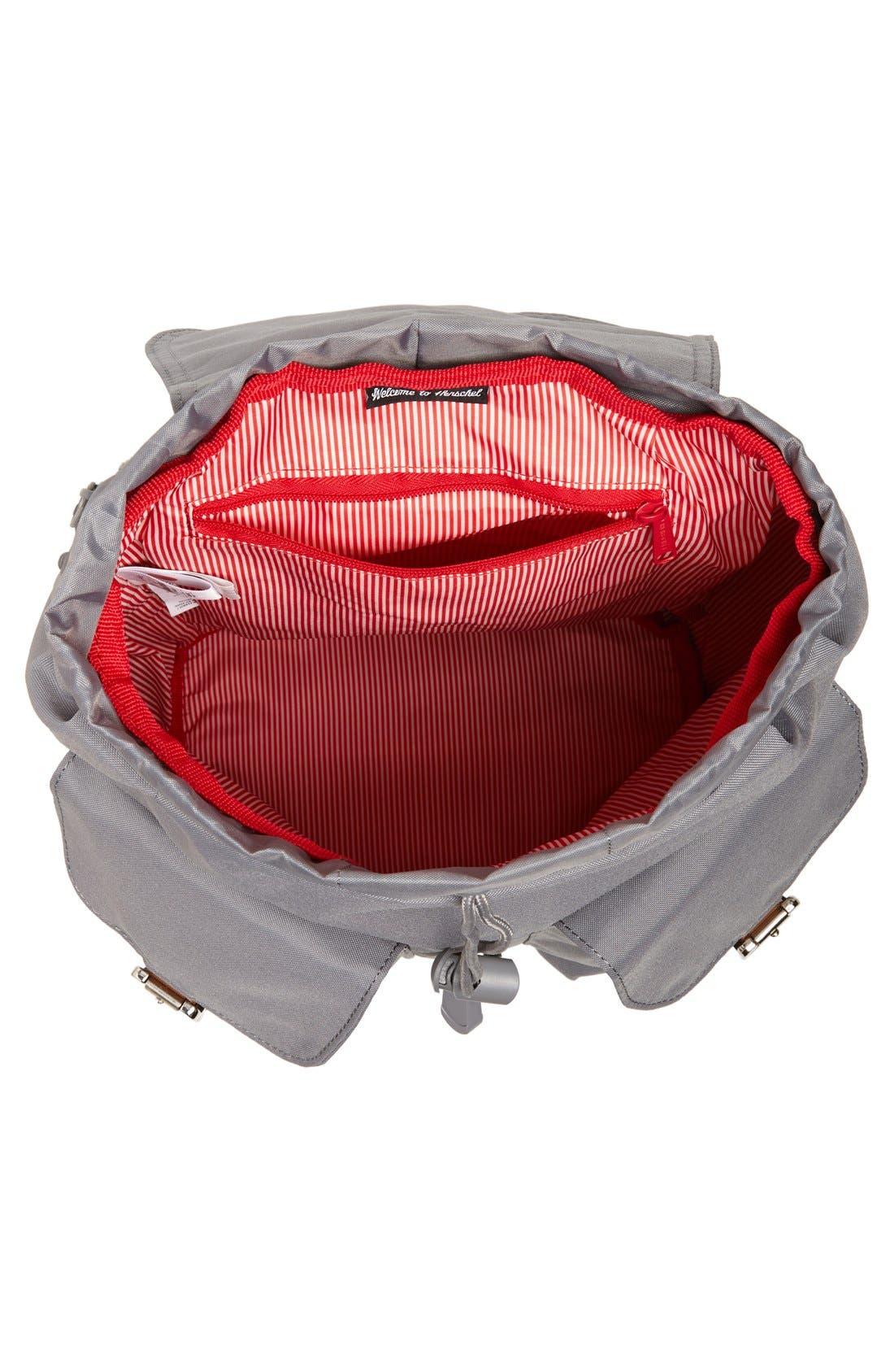 Alternate Image 4  - Herschel Supply Co. 'Dawson - Mid Volume' Backpack