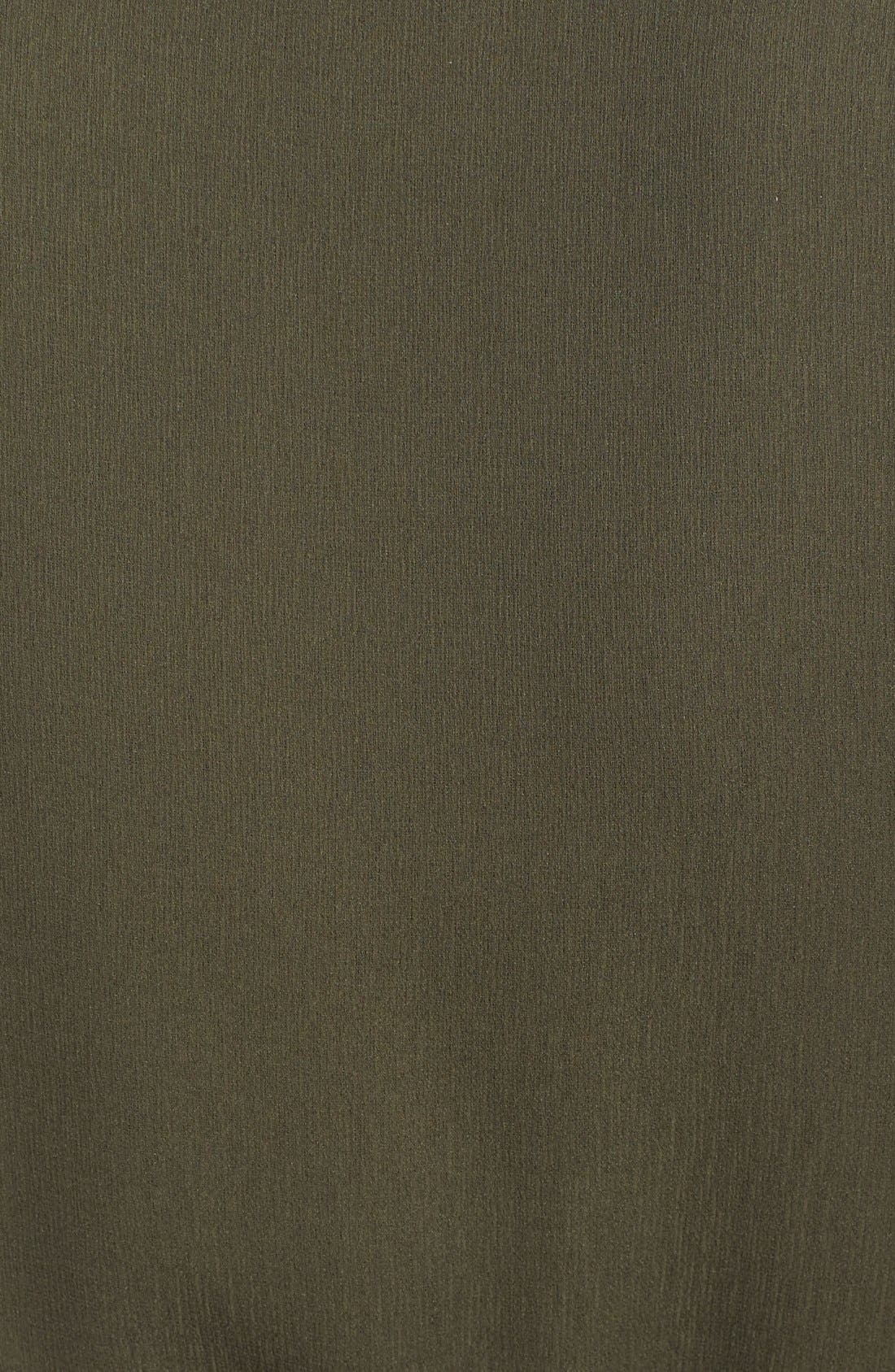 Alternate Image 5  - jella c. Henley Shirtdress