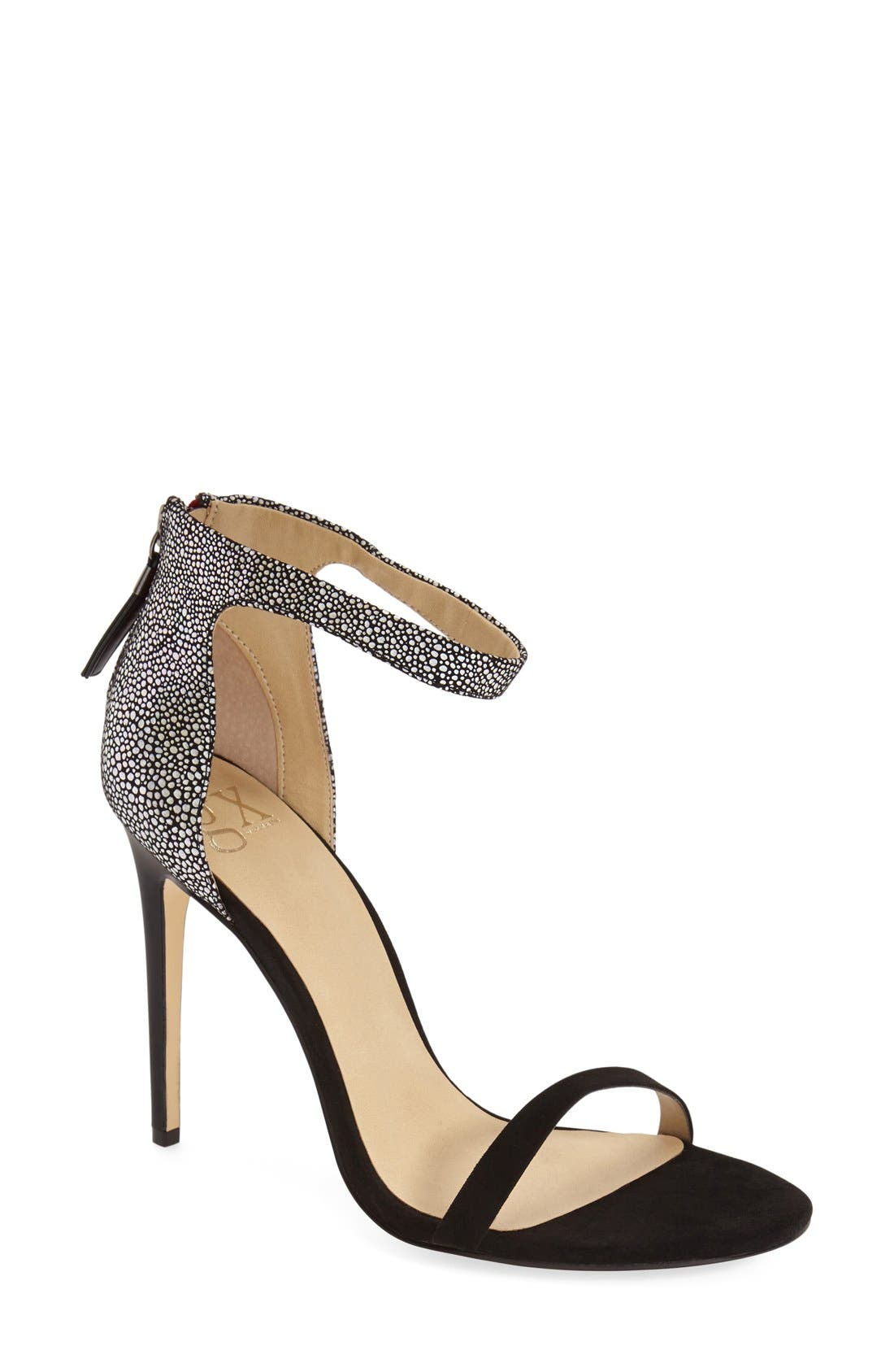 Alternate Image 1 Selected - gx by Gwen Stefani 'Observe' Ankle Strap Sandal (Women)