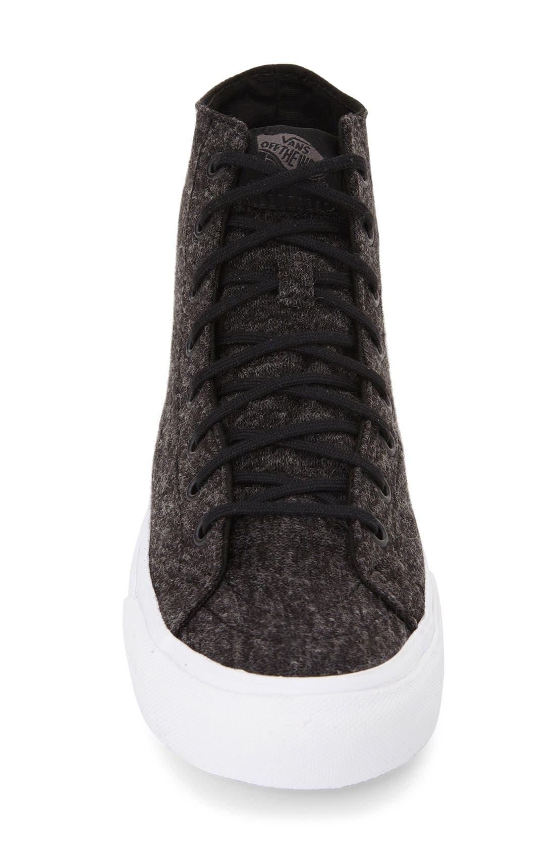 Alternate Image 3  - Vans 'Sk8-Hi Decon' Sneaker (Women)
