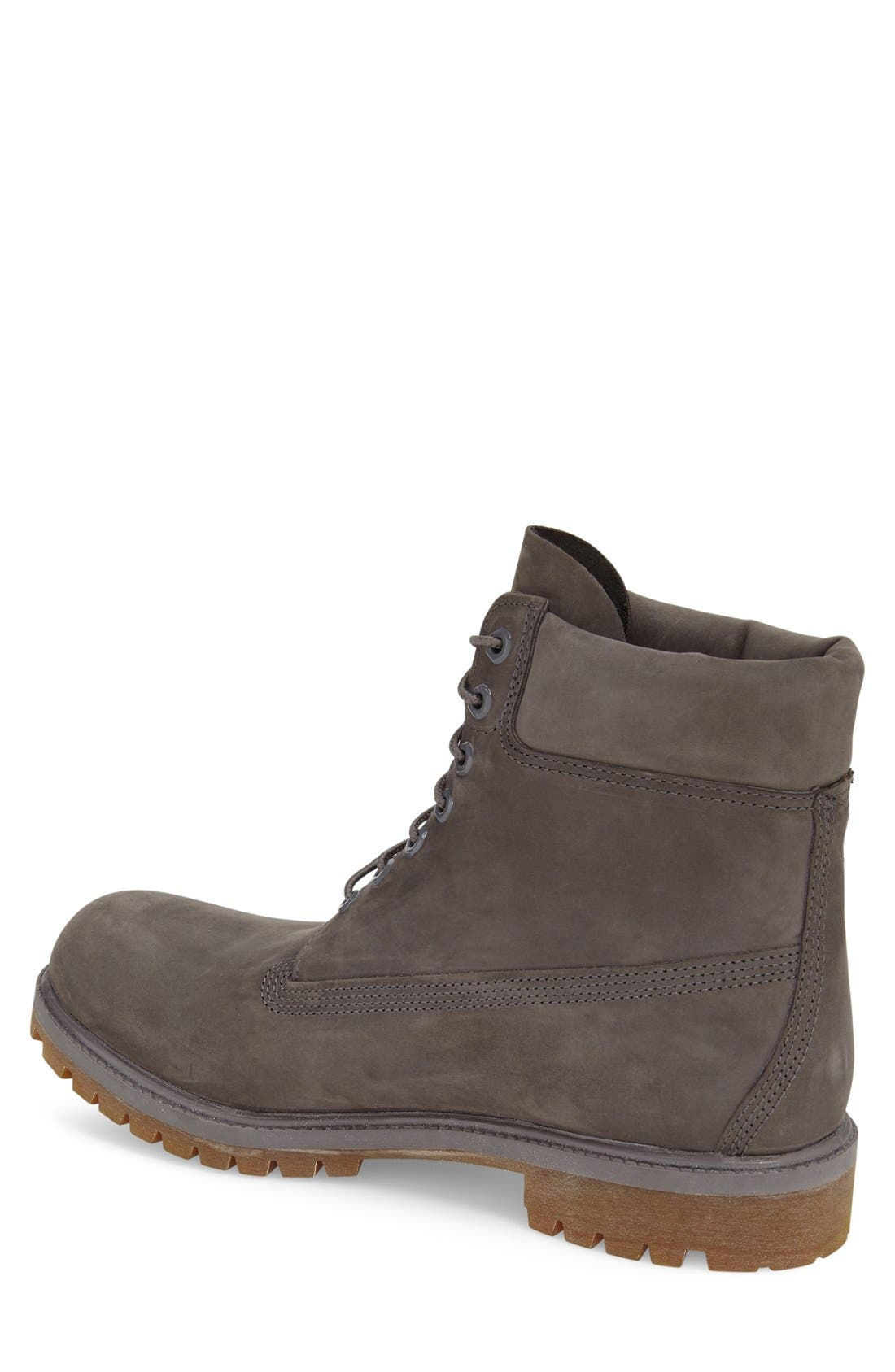 Alternate Image 2  - Timberland 'Monochromatic' Waterproof Plain Toe Boot (Men)