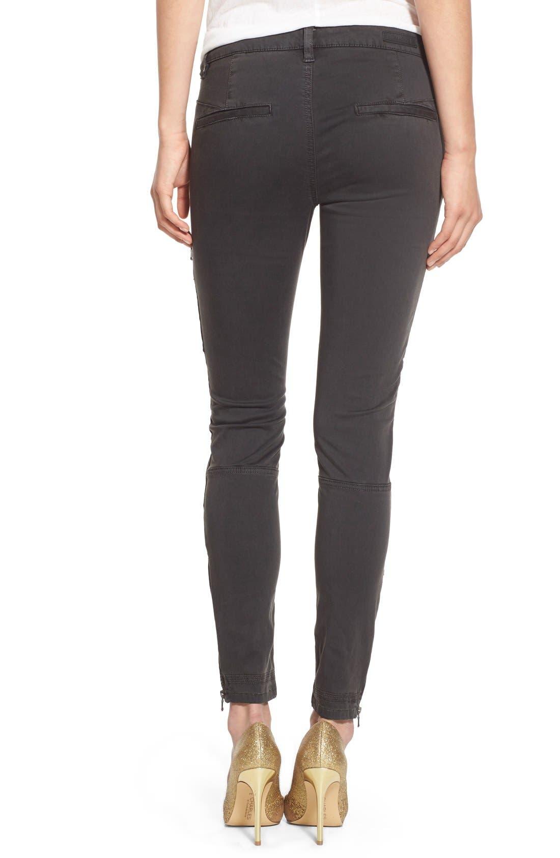 Alternate Image 2  - BLANKNYC 'No New Friends' Skinny Utility Pants