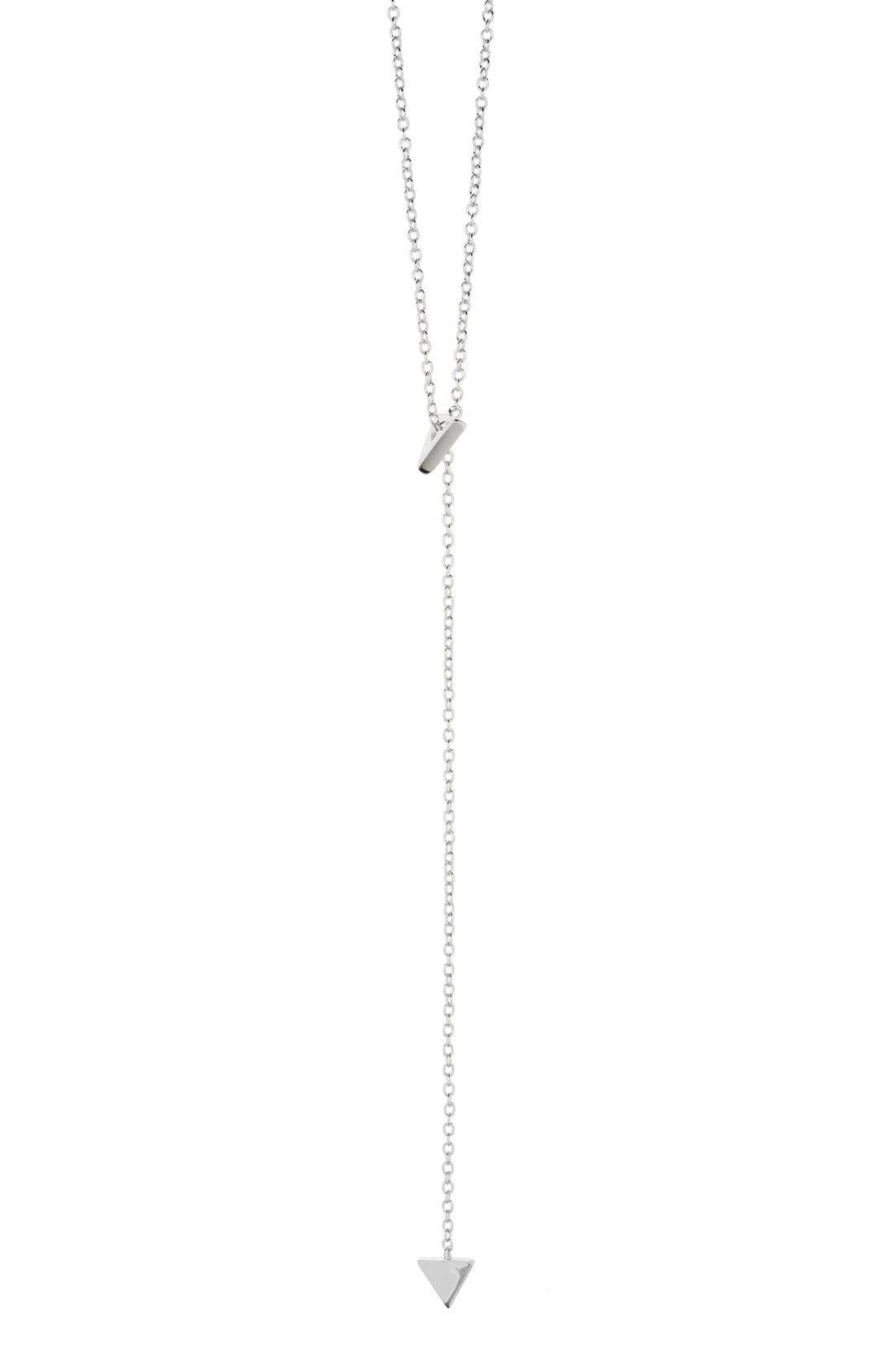 Main Image - gorjana 'Emory' Lariat Necklace