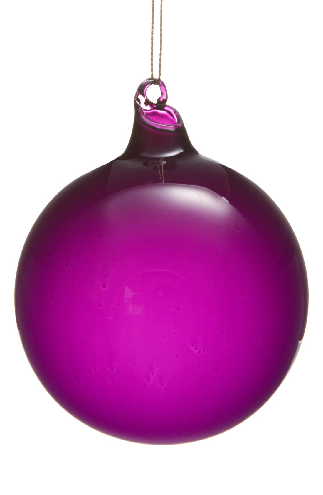 Alternate Image 1 Selected - Jim Marvin 'Bubblegum Ball' Ornaments (Set of 6)