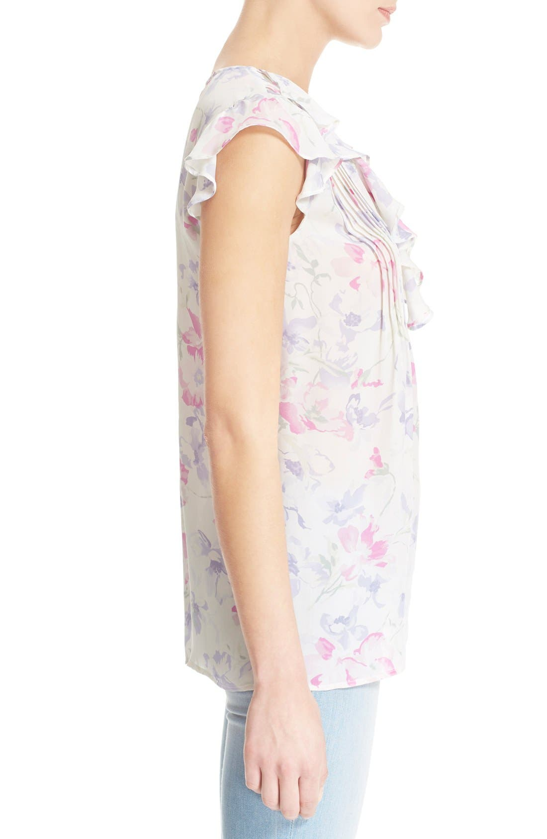 Alternate Image 3  - Joie 'Olvera' Floral Print Blouse