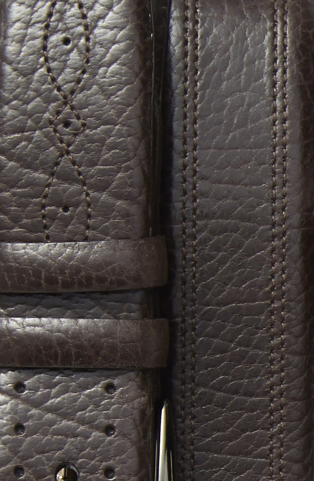 Alternate Image 2  - Mezlan'Perseo' Leather Belt