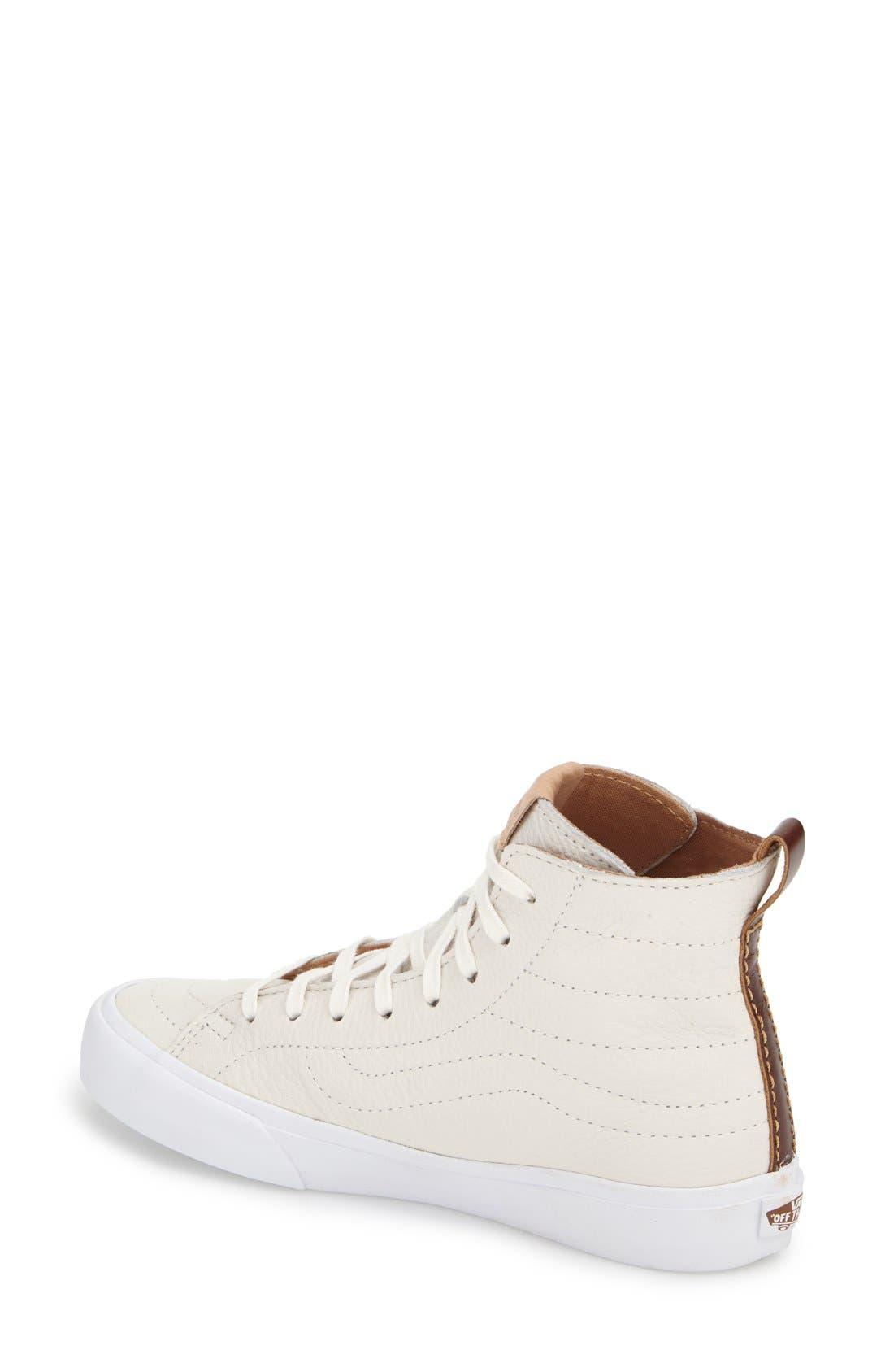 Alternate Image 2  - Vans 'Sk8-Hi - Decon' Sneaker (Women)