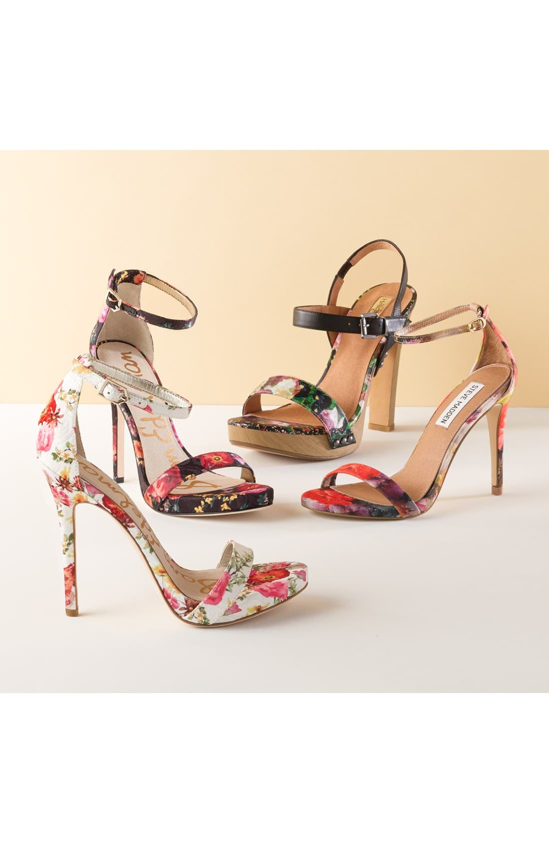 Alternate Image 5  - Halogen® 'Viv' Platform Sandal (Women)