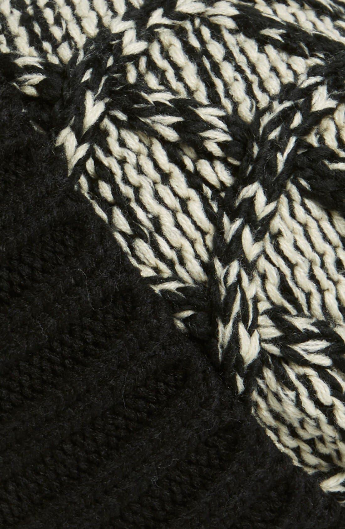 Alternate Image 2  - Evelyn K Knit Hat