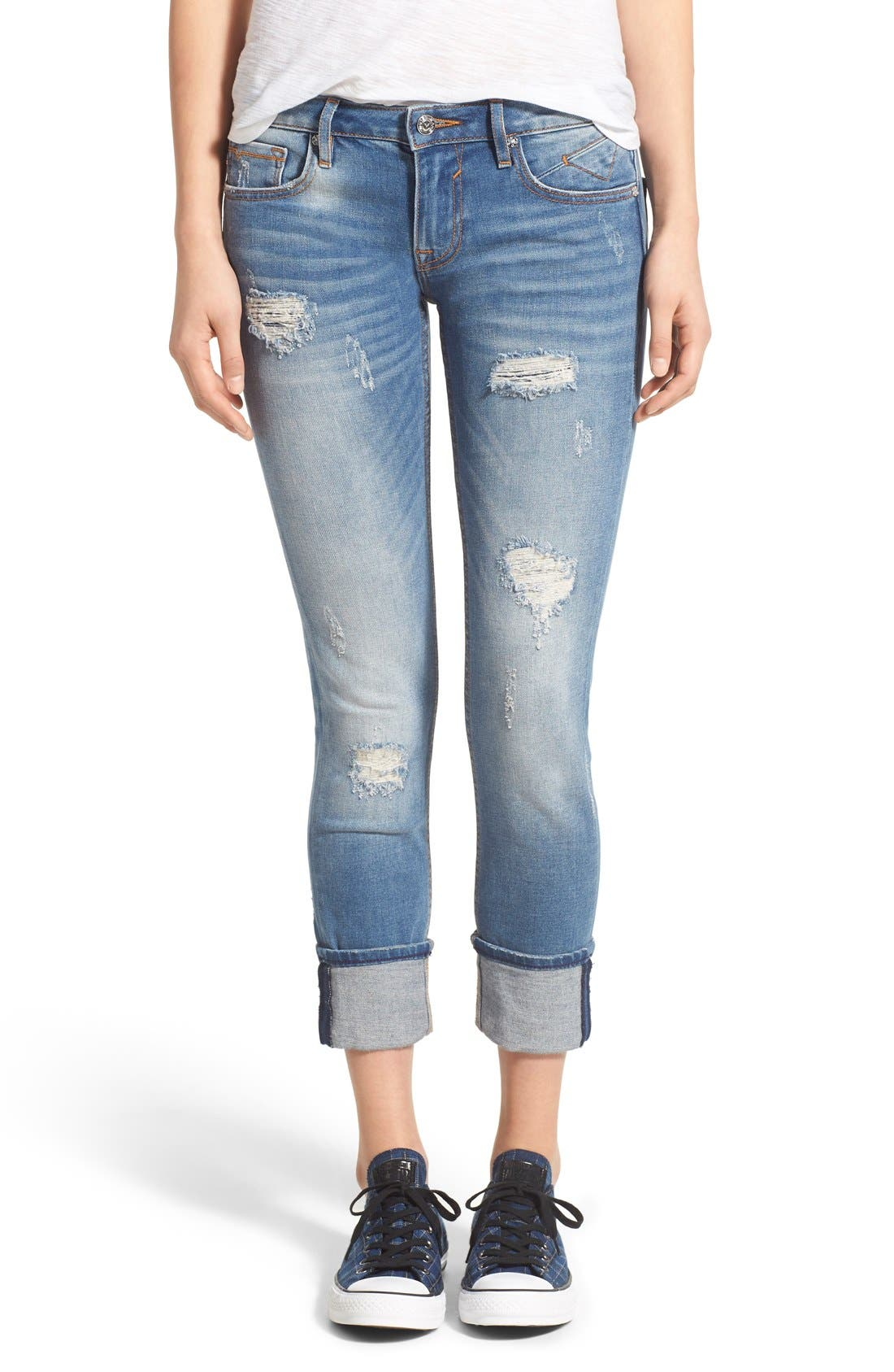 Main Image - Vigoss 'Tompson' Easy Skinny Jeans