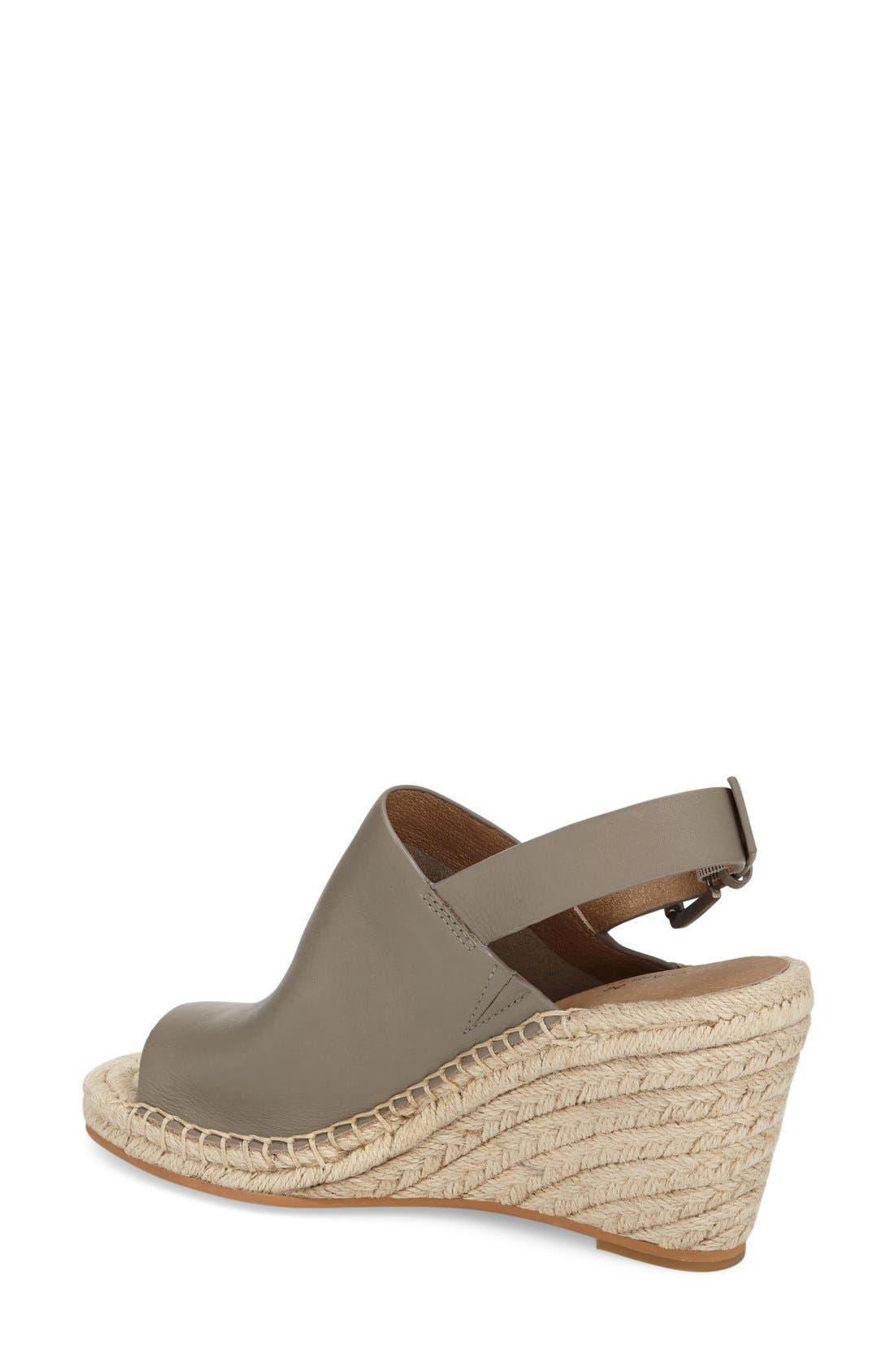 Alternate Image 2  - Caslon® Sutton Slingback Sandal (Women)