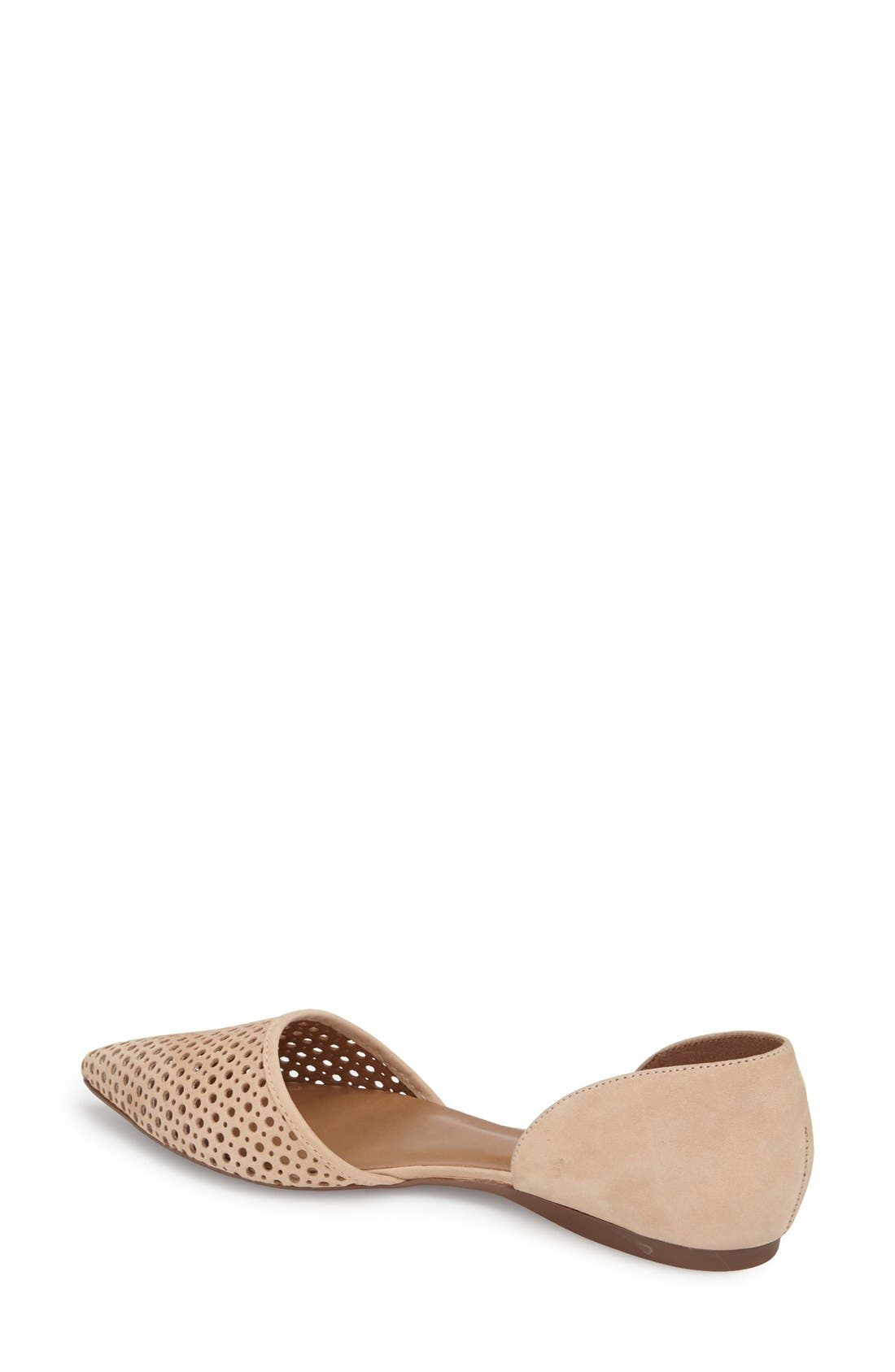 Alternate Image 2  - French Sole 'Quotient' d'Orsay Flat (Women)