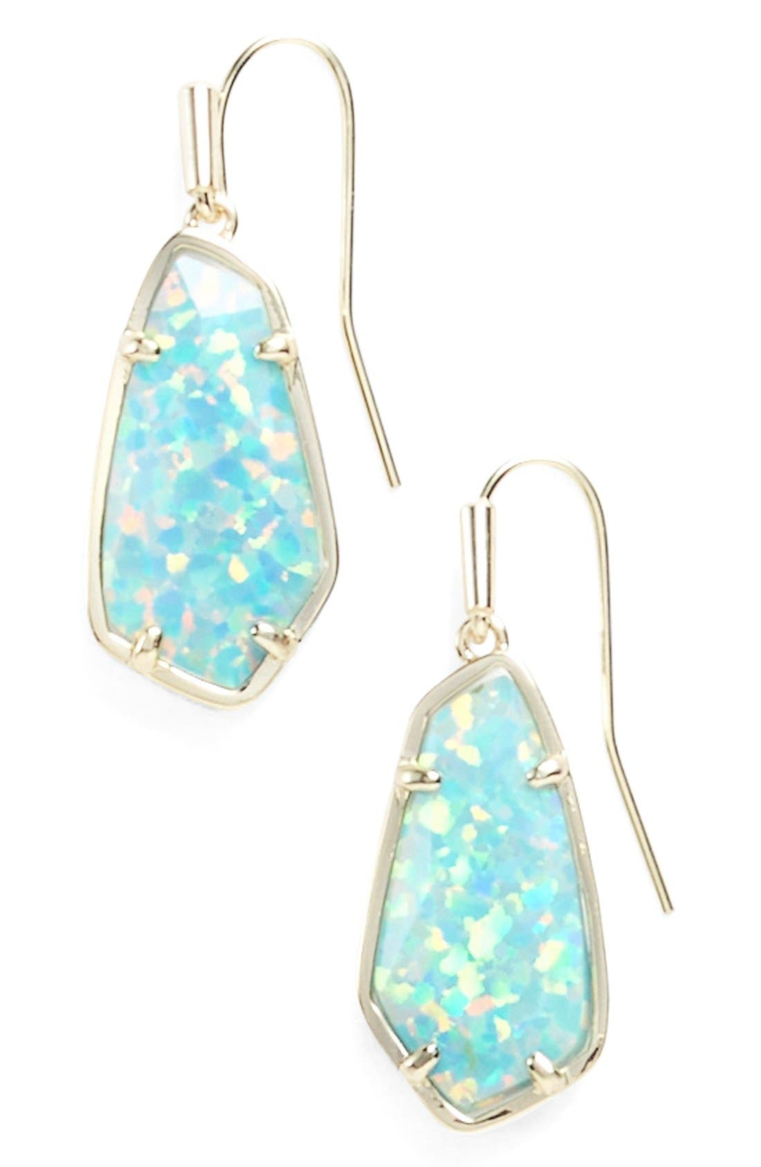Alternate Image 1 Selected - Kendra Scott 'Camelia' Drop Earrings