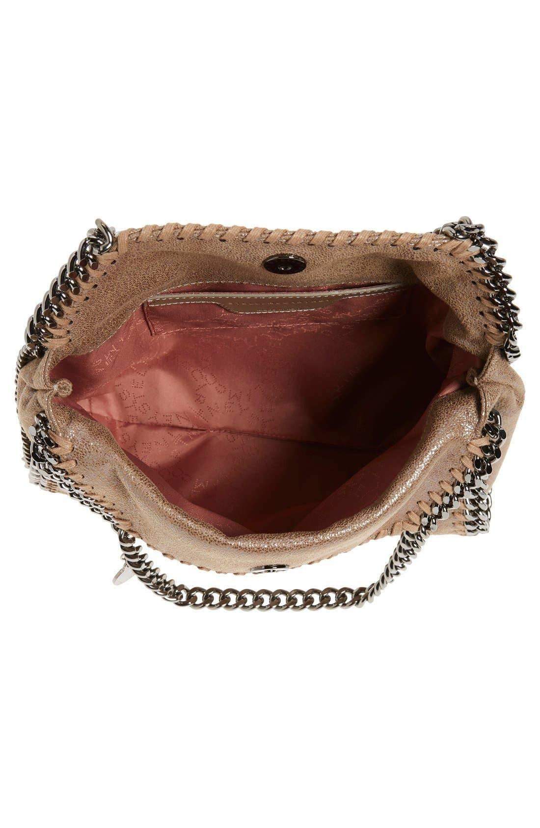 Alternate Image 4  - Stella McCartney 'Mini Falabella' Faux Leather Crossbody Bag