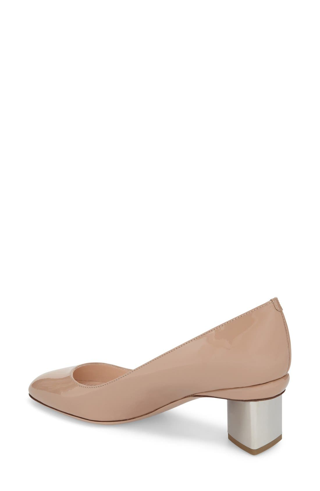 Alternate Image 7  - Nicholas Kirkwood 'Briona' Round Toe Pump (Women)
