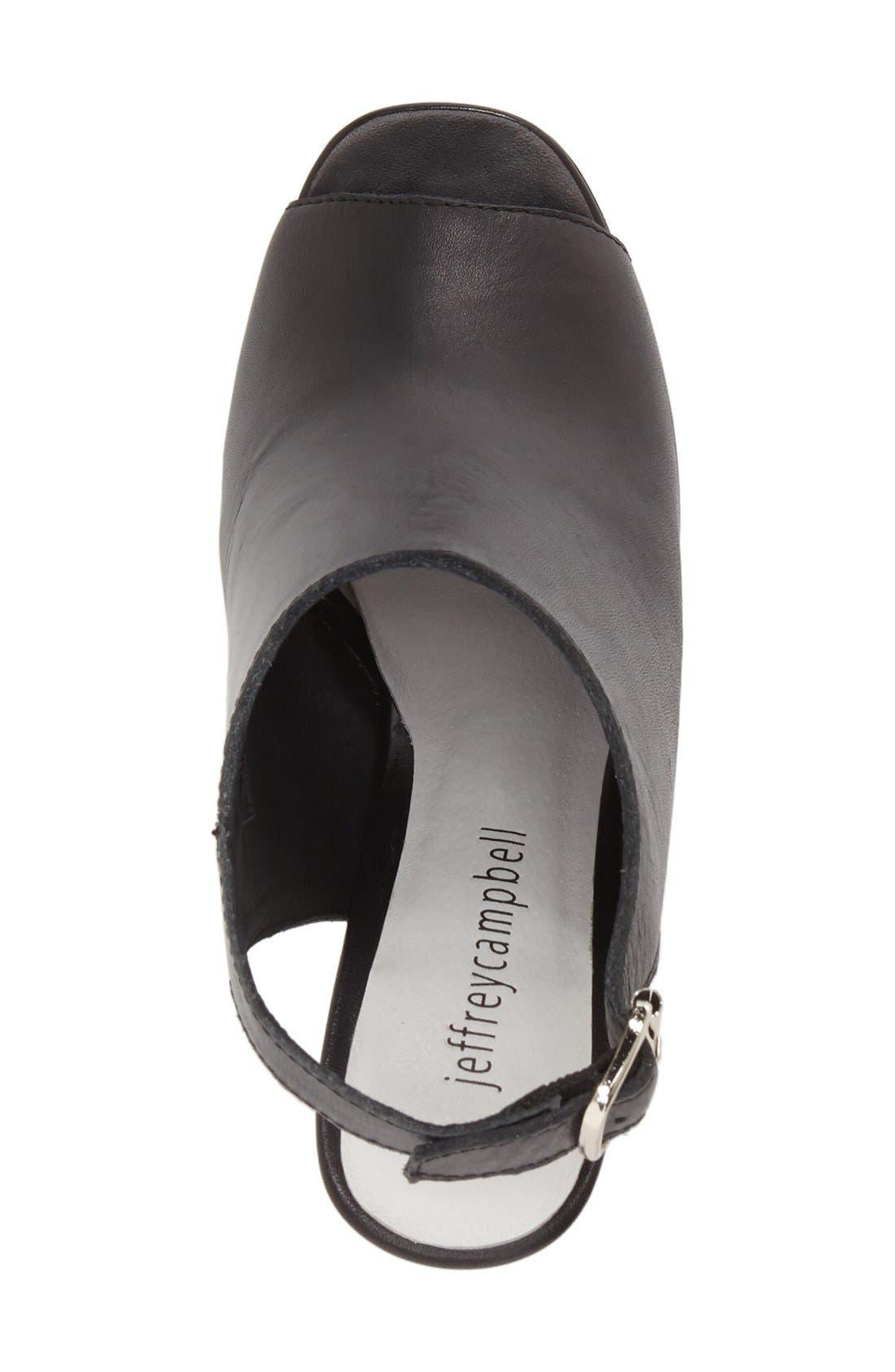 Alternate Image 3  - Jeffrey Campbell 'Payola' Platform Sandal (Women)