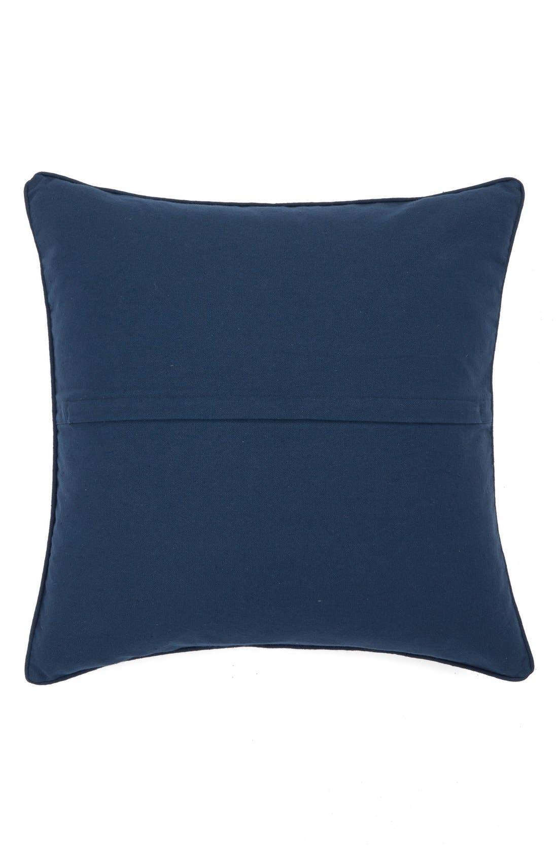 Alternate Image 2  - Levtex 'Cordelia' Screenprint Pillow