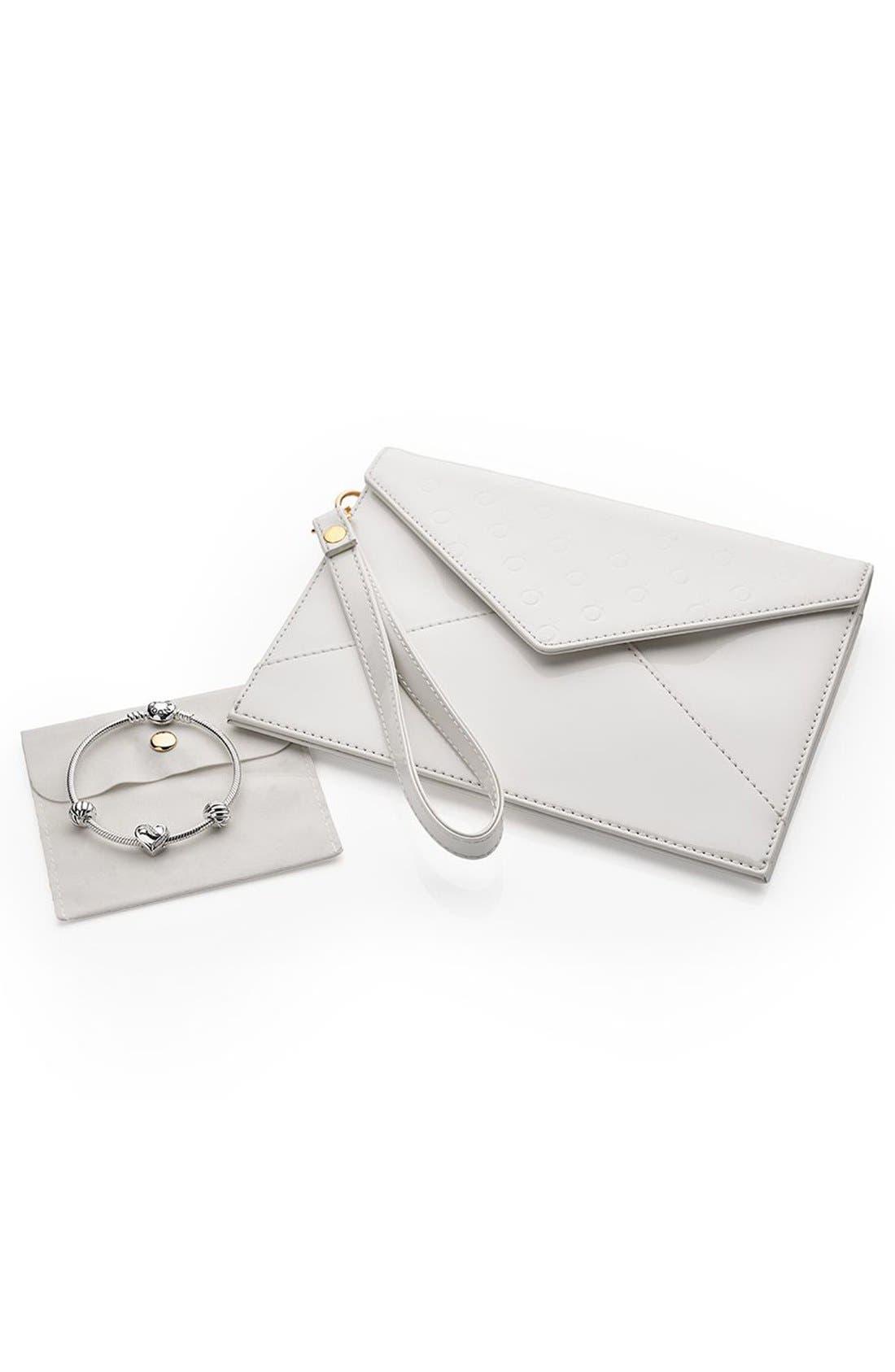 Alternate Image 2  - PANDORA 'Filled with Love' Bracelet Gift Set