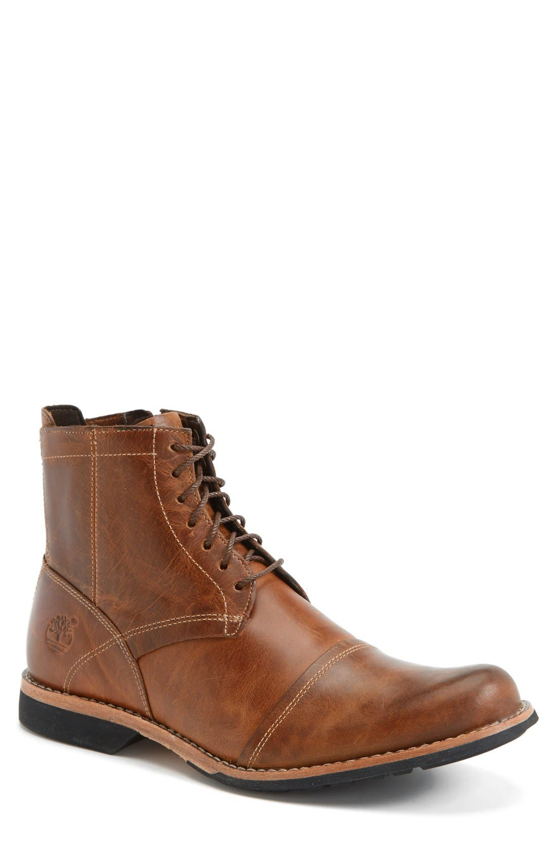 Alternate Image 1 Selected - Timberland Earthkeepers® Side Zip Boot