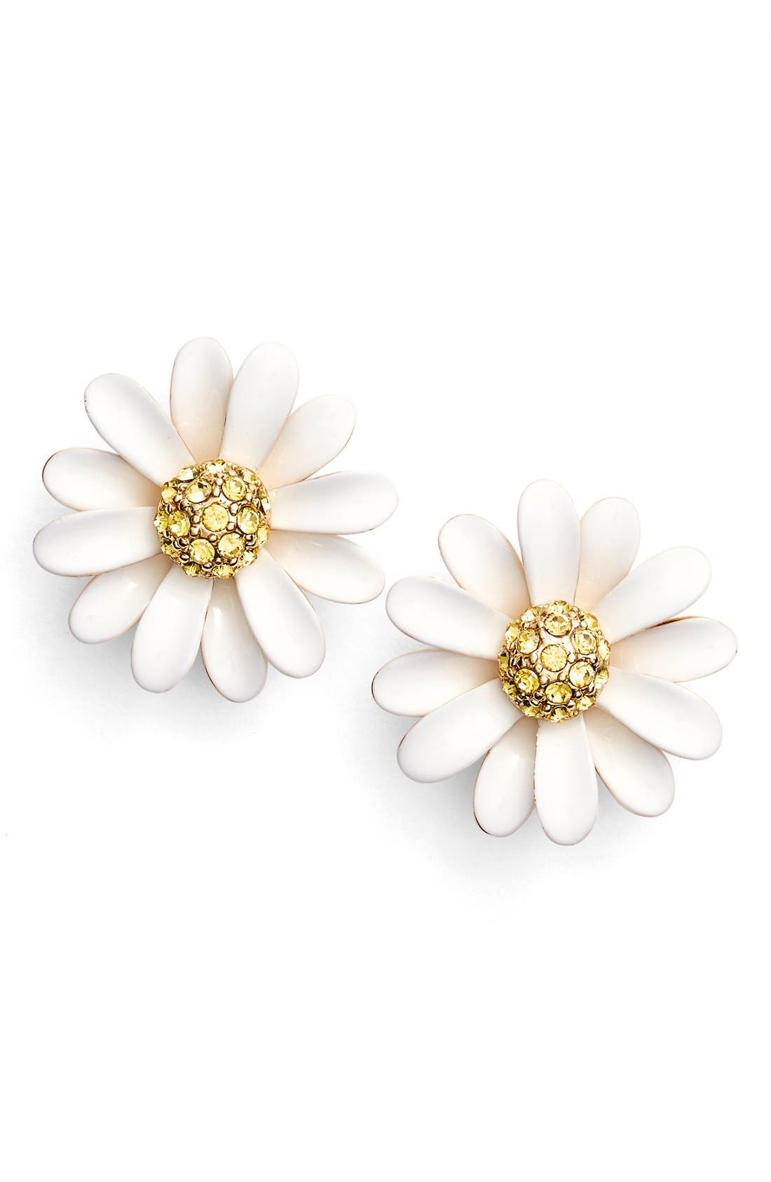 Main Image - kate spade new york 'dazzling daisies' stud earrings
