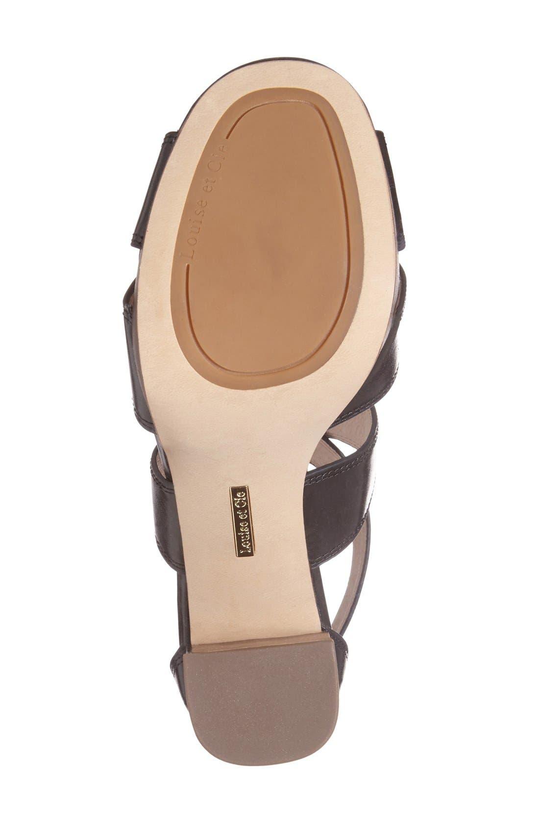 Alternate Image 4  - Louise et Cie 'Gigi' Platform Sandal (Women)