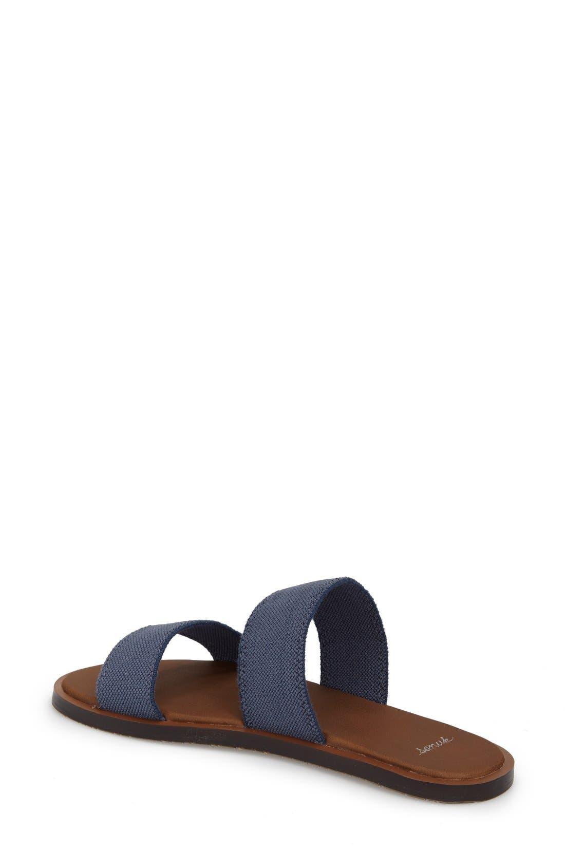 Alternate Image 2  - Sanuk 'Yoga Gora Gora' Slide Sandal (Women)