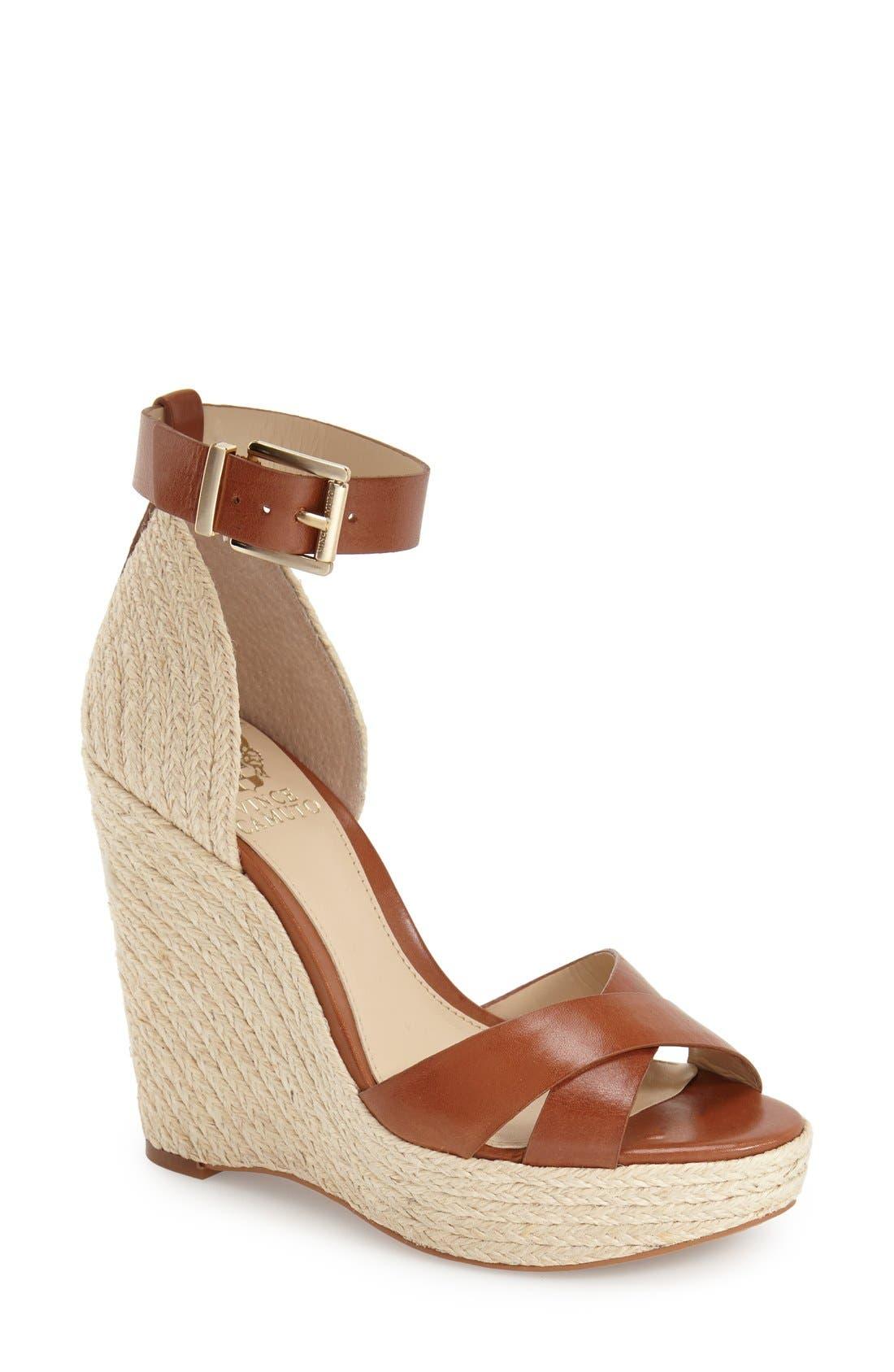 Alternate Image 1 Selected - Vince Camuto 'Maurita' Sandal (Women)
