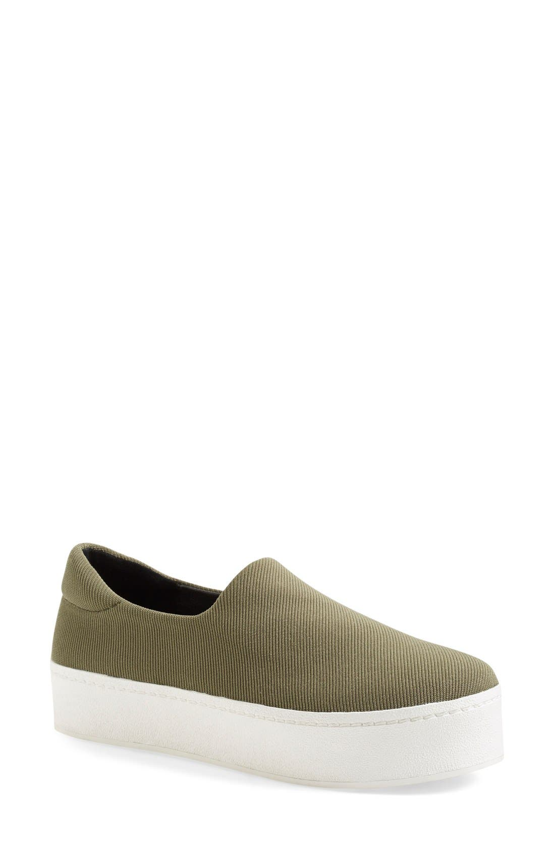 Alternate Image 1 Selected - Opening Ceremony Cici Platform Sneaker (Women)