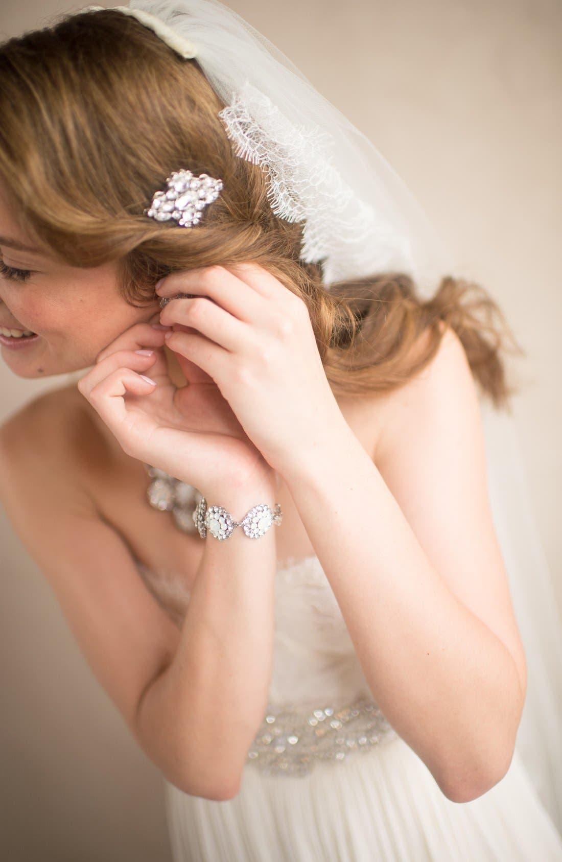 Camilla Christine Small Jeweled Comb