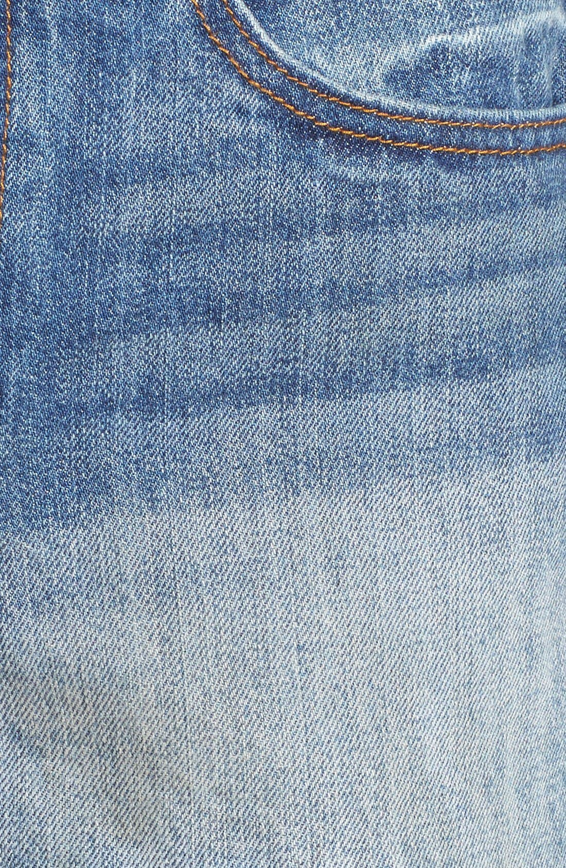 Alternate Image 5  - Levi's® High Rise Cutoff Shorts