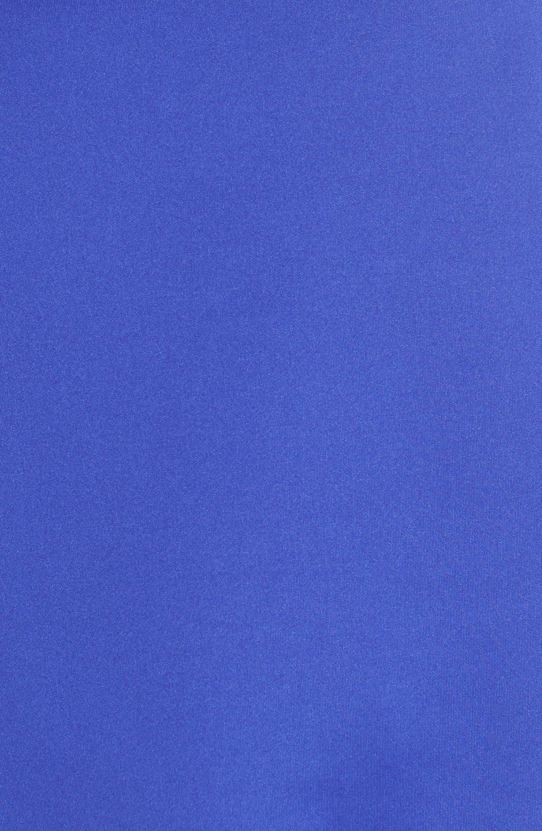 Alternate Image 5  - Bobeau Scalloped Hem Sleeveless Top