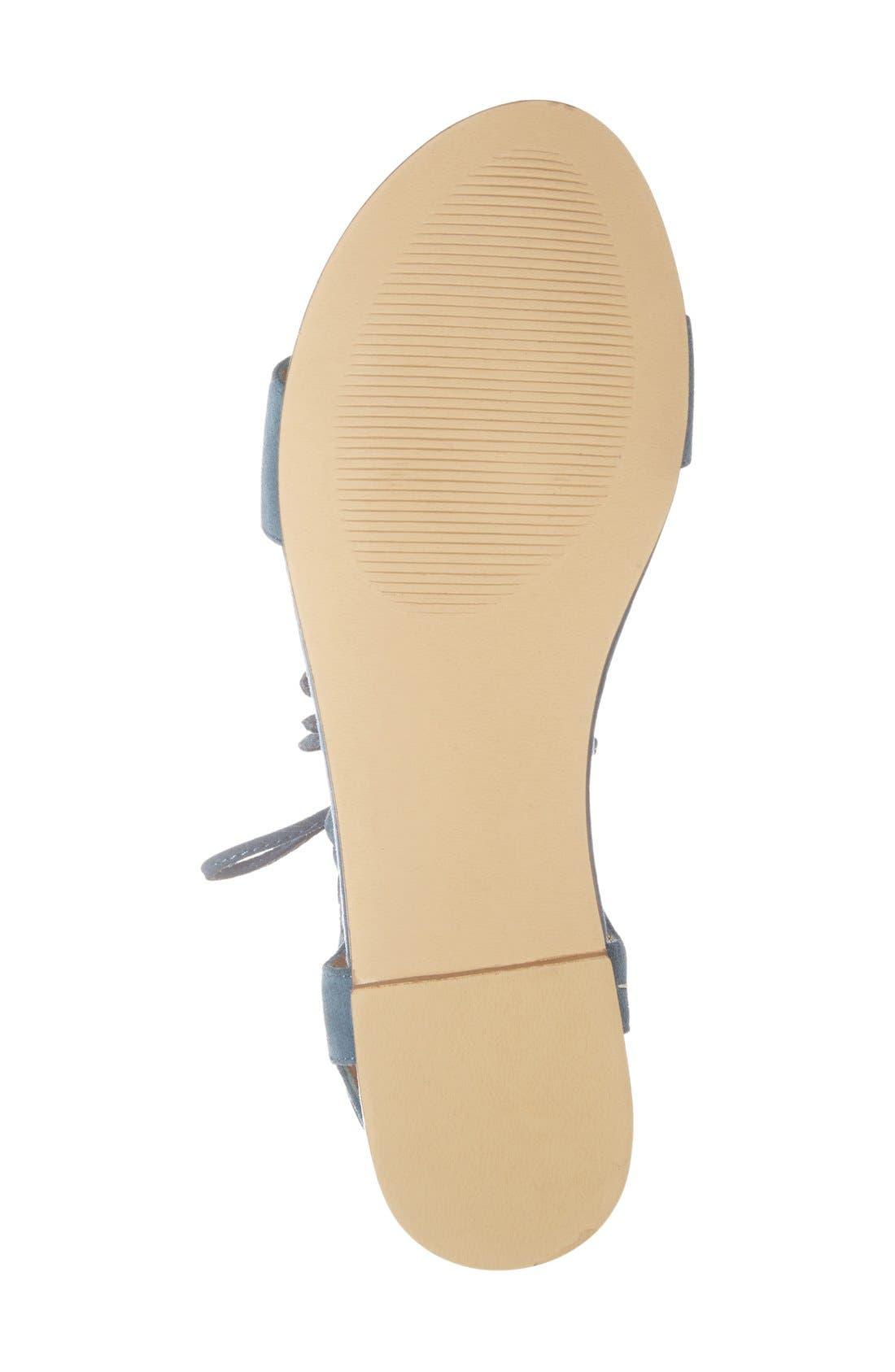 Alternate Image 4  - Steve Madden 'Elivait' Sandal (Women)