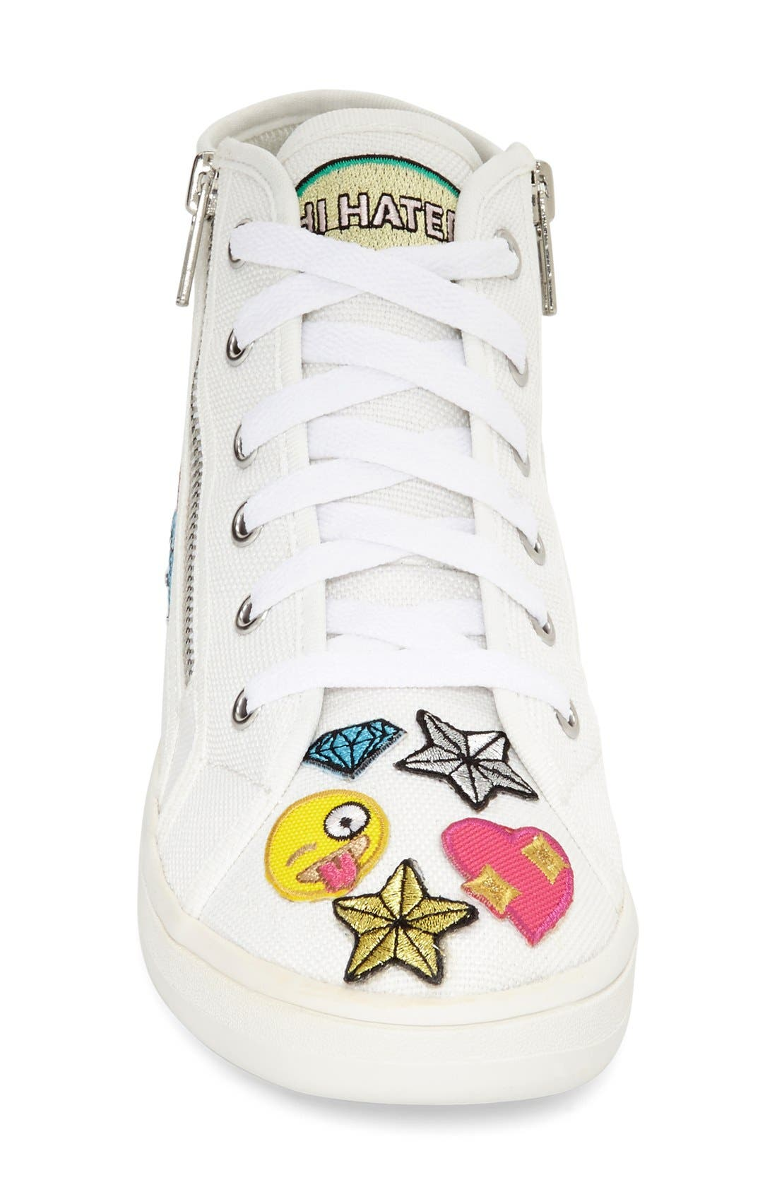 Alternate Image 3  - Steve Madden 'Cobrah' High Top Sneaker (Women)