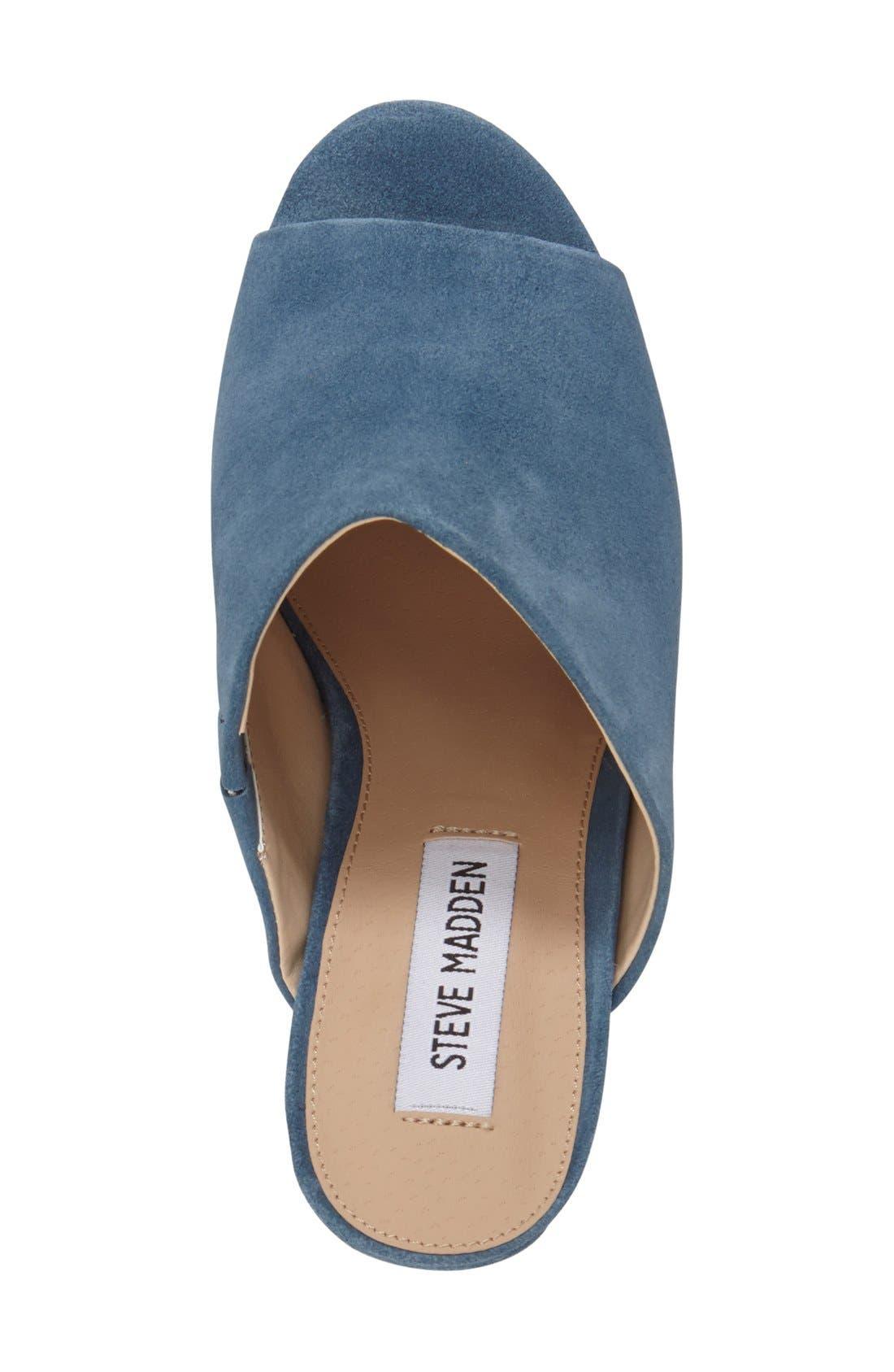 Alternate Image 3  - Steve Madden 'Stonnes' Platform Sandal (Women)