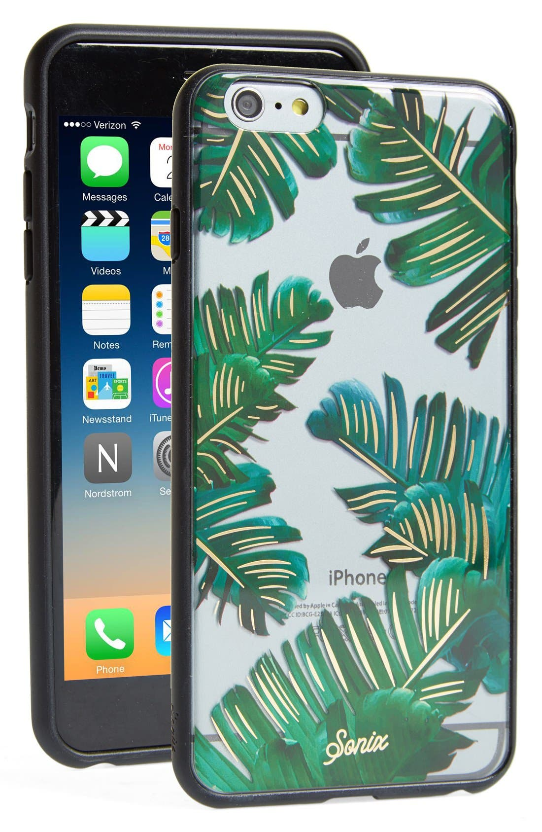 Alternate Image 1 Selected - Sonix 'Bahamas' iPhone 6 Plus & 6s Plus Case