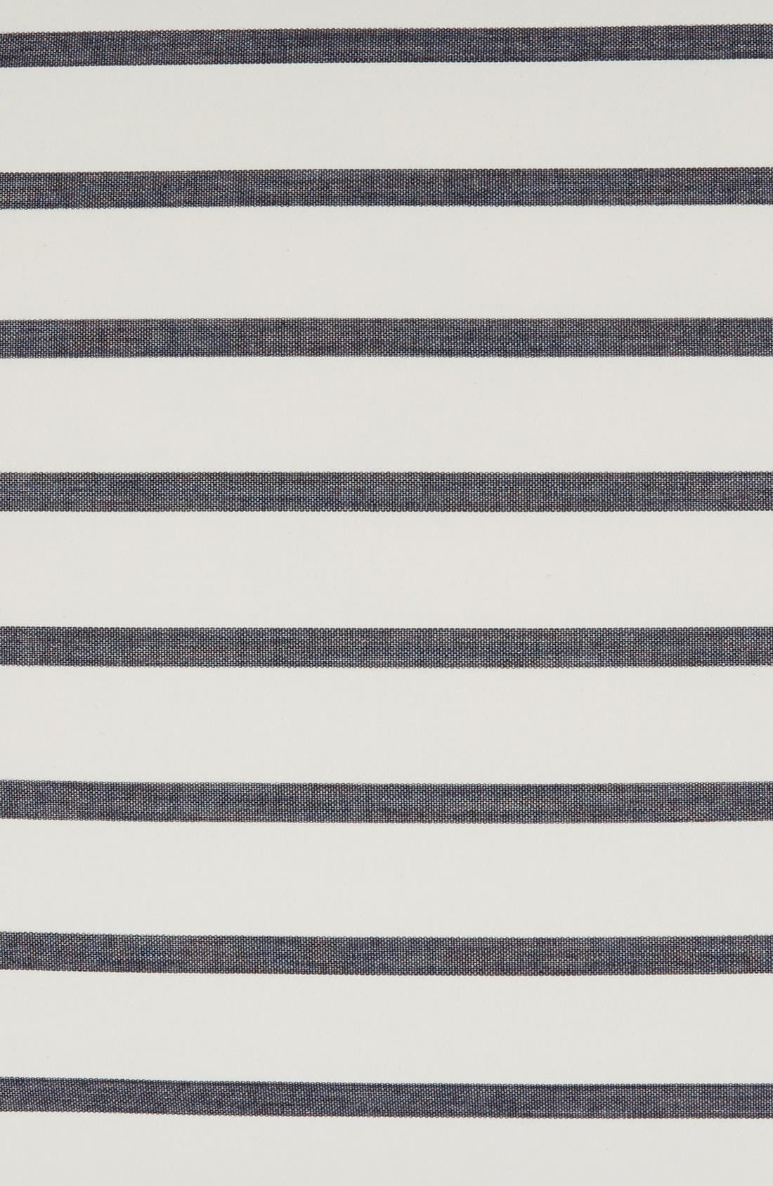Alternate Image 3  - kate spade new york 'harbour stripe' euro sham