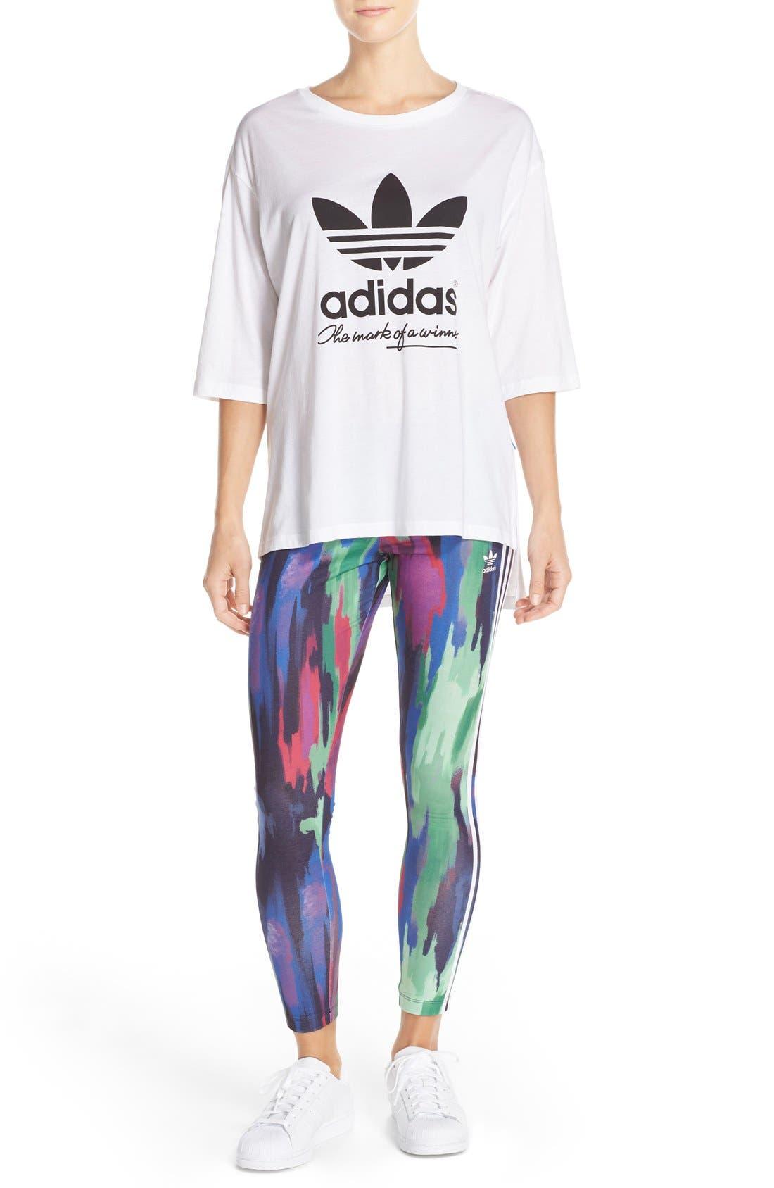Alternate Image 8  - adidas Superstar Sneaker