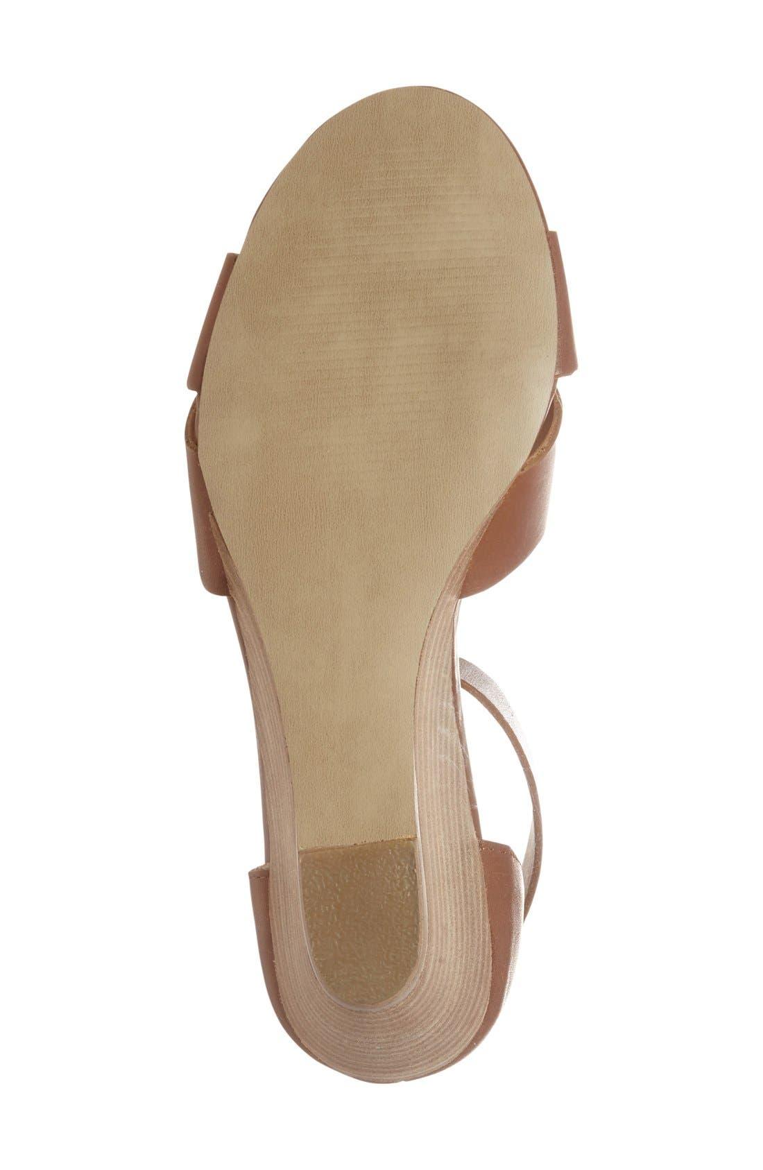Alternate Image 4  - Steve Madden 'Nilla' Wedge Sandal (Women)