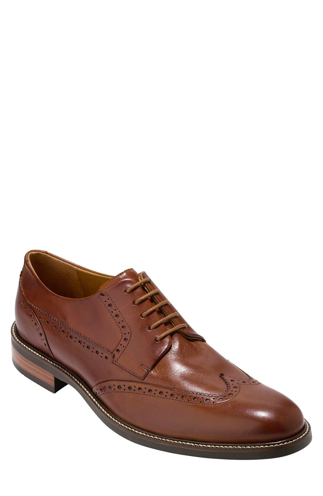 COLE HAAN 'Warren' Wingtip Oxford
