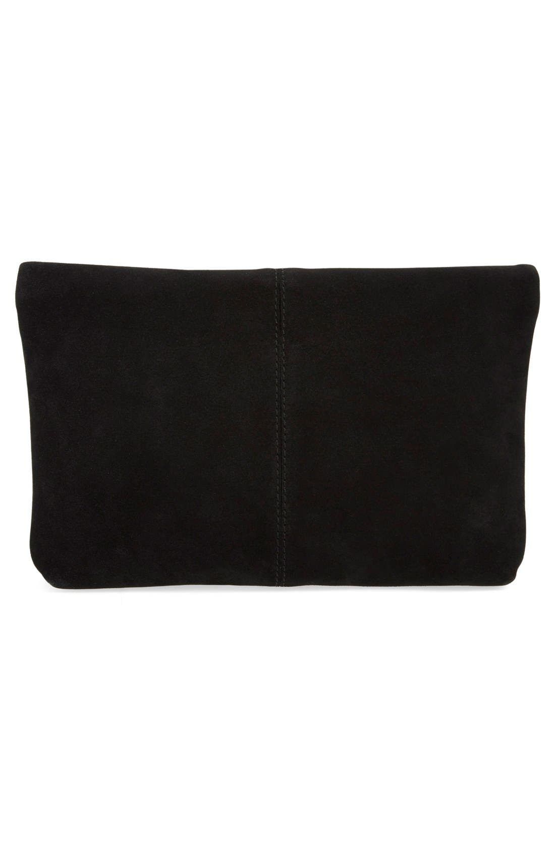 Alternate Image 3  - Leith Suede Clutch