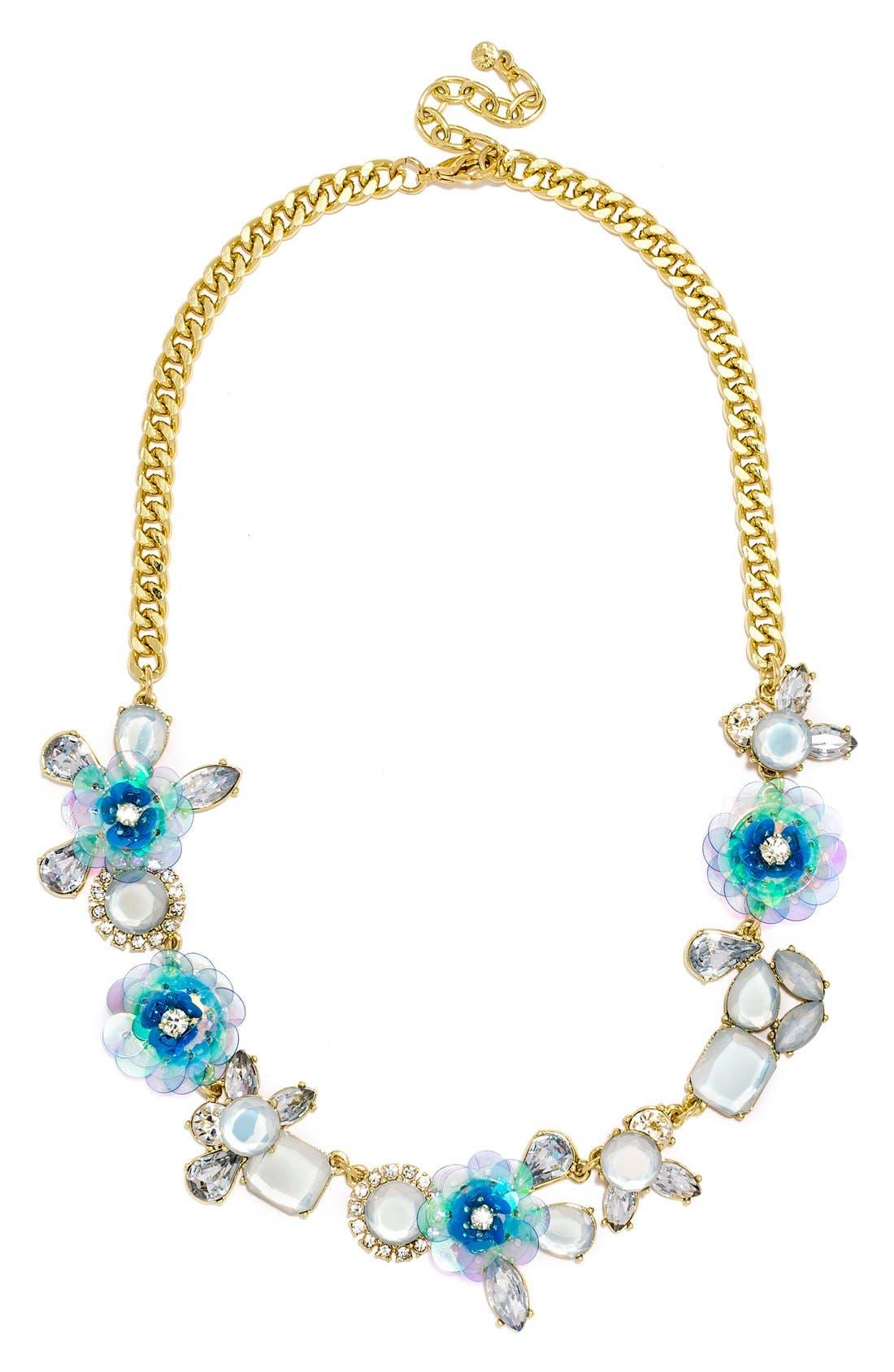 Alternate Image 1 Selected - BaubleBar 'Kiara' Collar Necklace