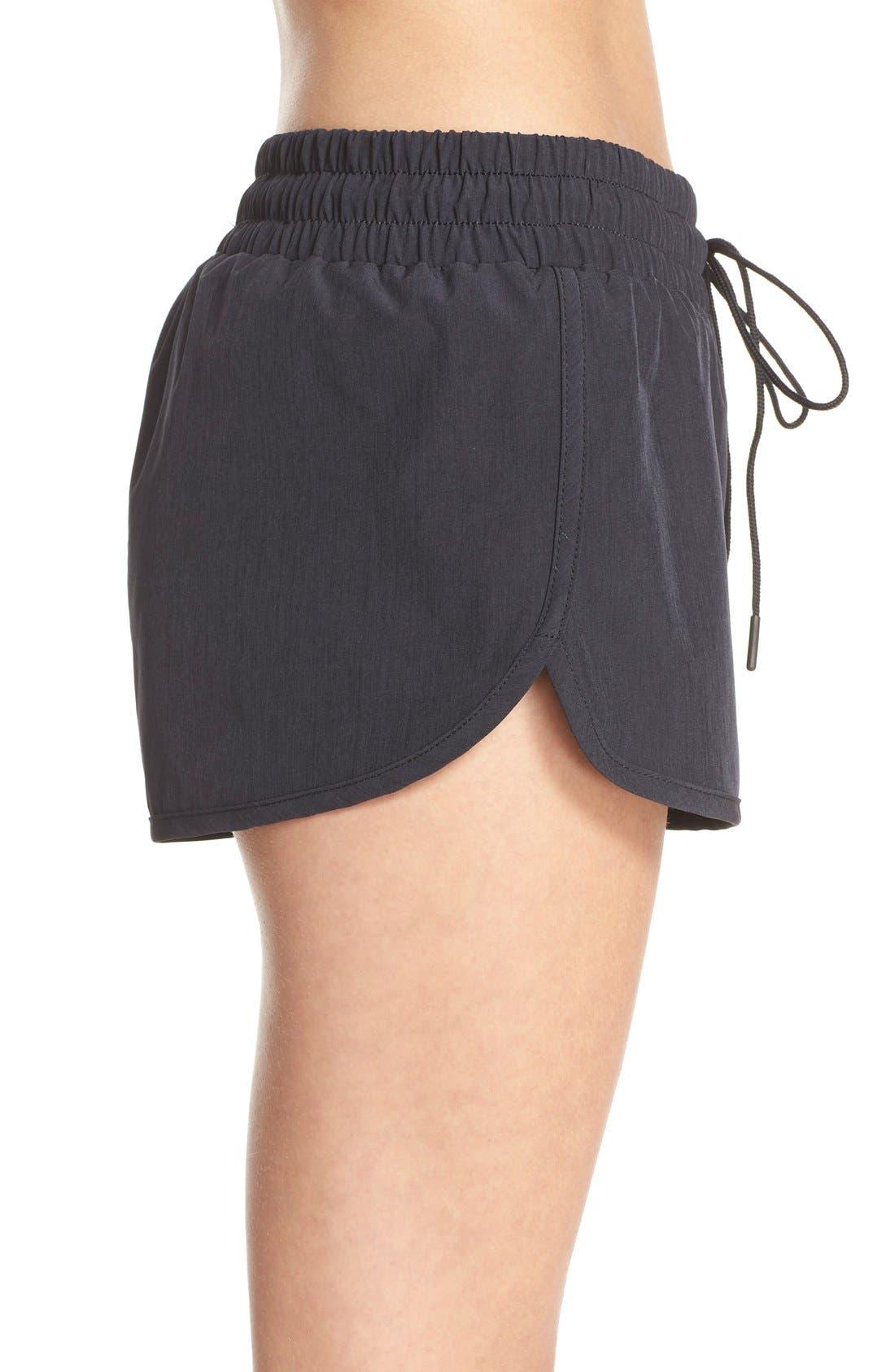Alternate Image 3  - Zella 'Block & Roll' Board Shorts